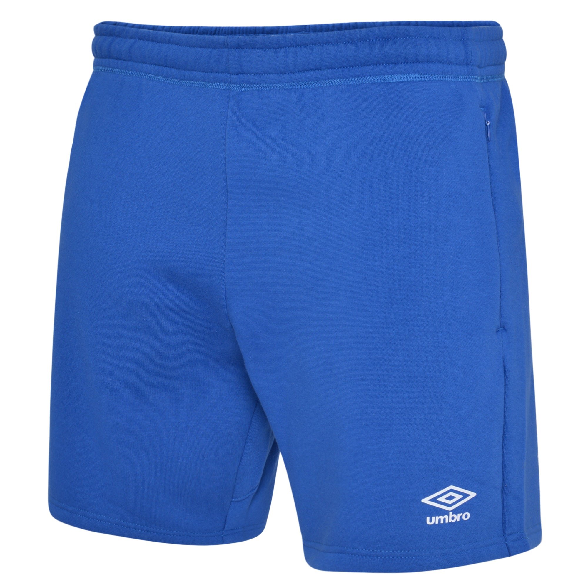 Umbro Club Leisure Jog Shorts - TW Royal/White