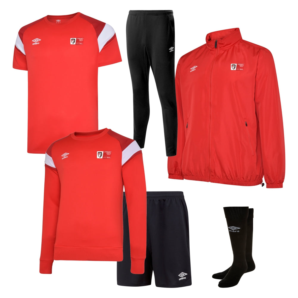 AFC Bournemouth Community Sports Trust - Ability Counts - Full Training Pack - SNR