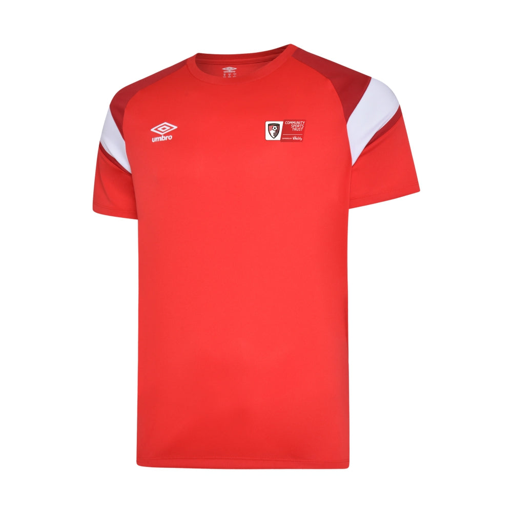 AFC Bournemouth Community Sports Trust - Ability Counts - Training Poly Jersey - SNR