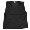Diamond Mesh Bibs - Black