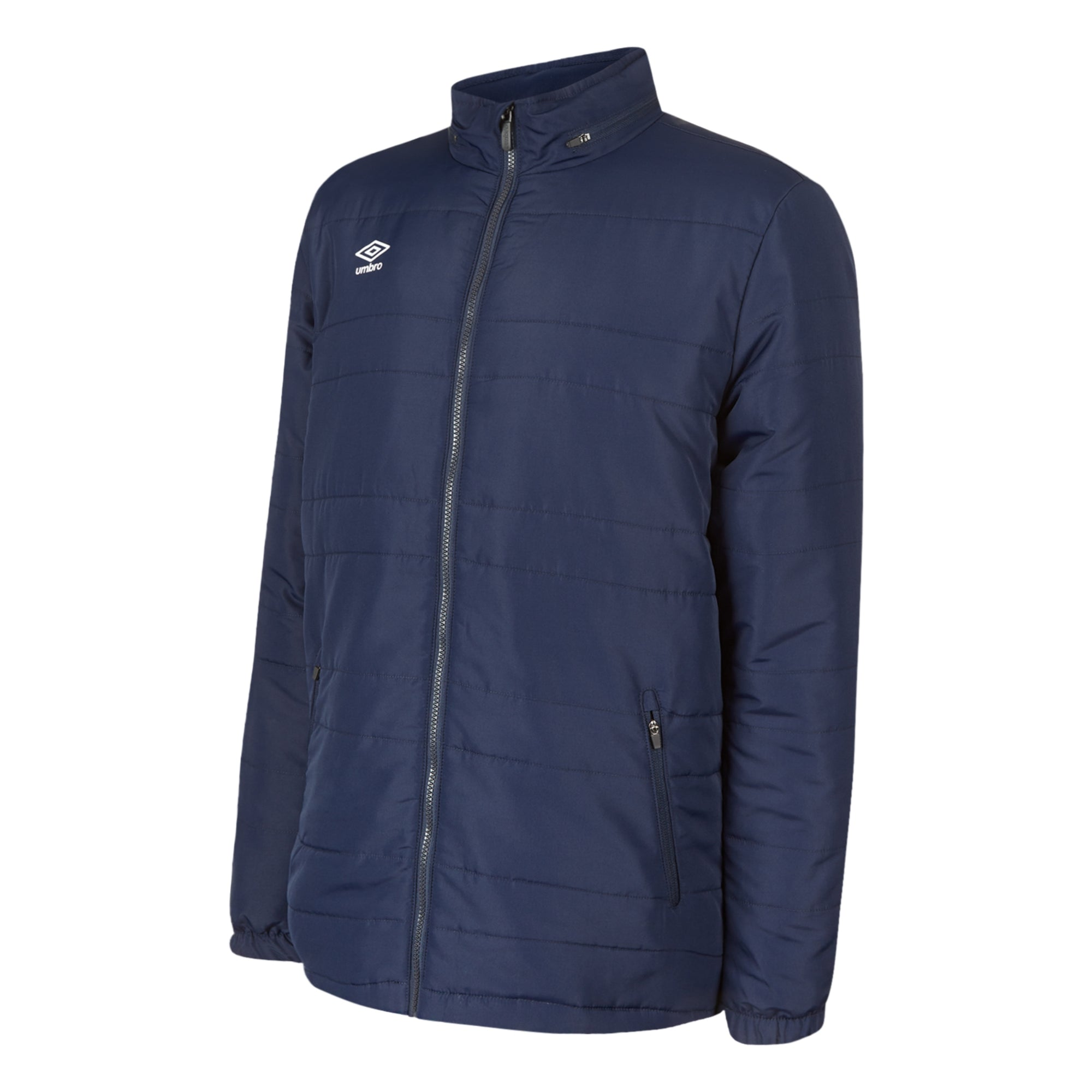 Umbro Club Essential Bench Jacket - Dark Navy