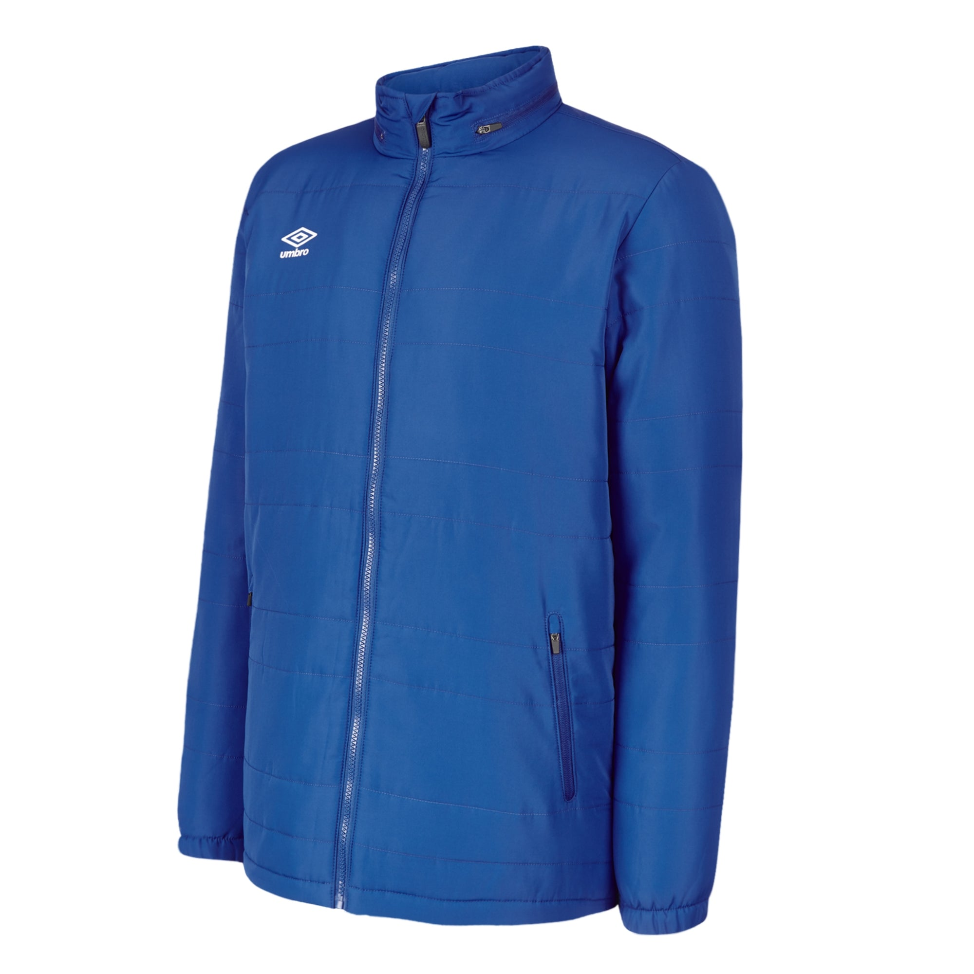 Umbro Club Essential Bench Jacket - Royal