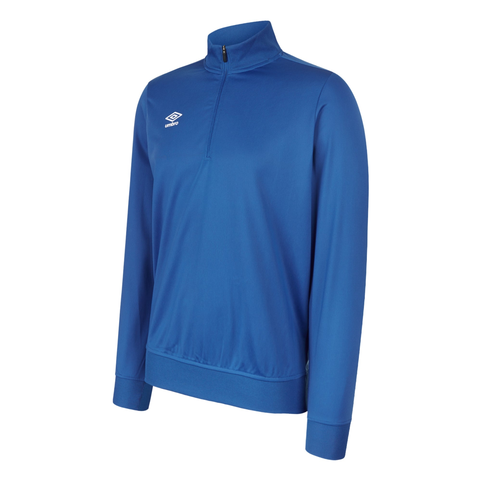Umbro Club Essential Half Zip Sweat - Royal