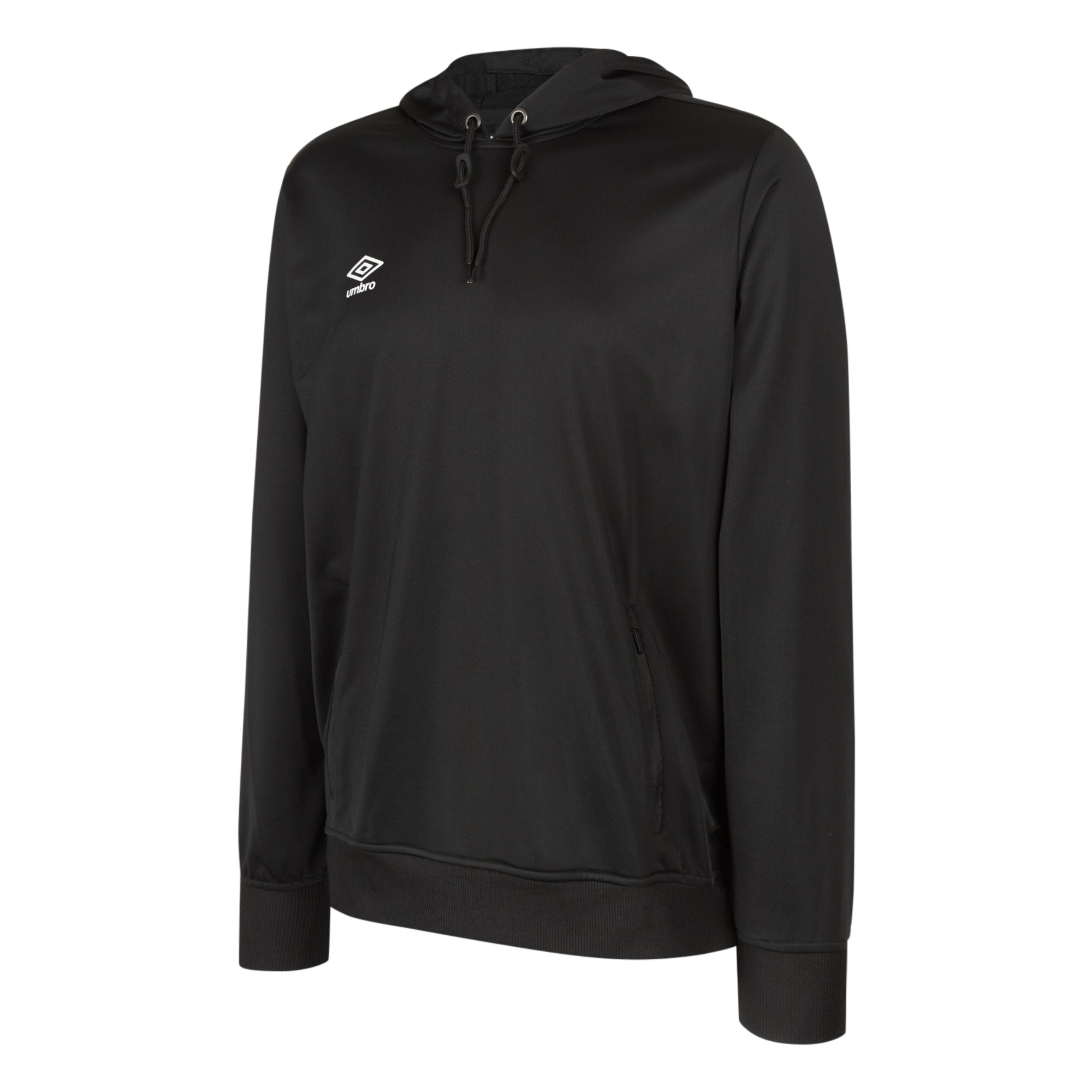 Umbro Club Essential Poly Hood - Black