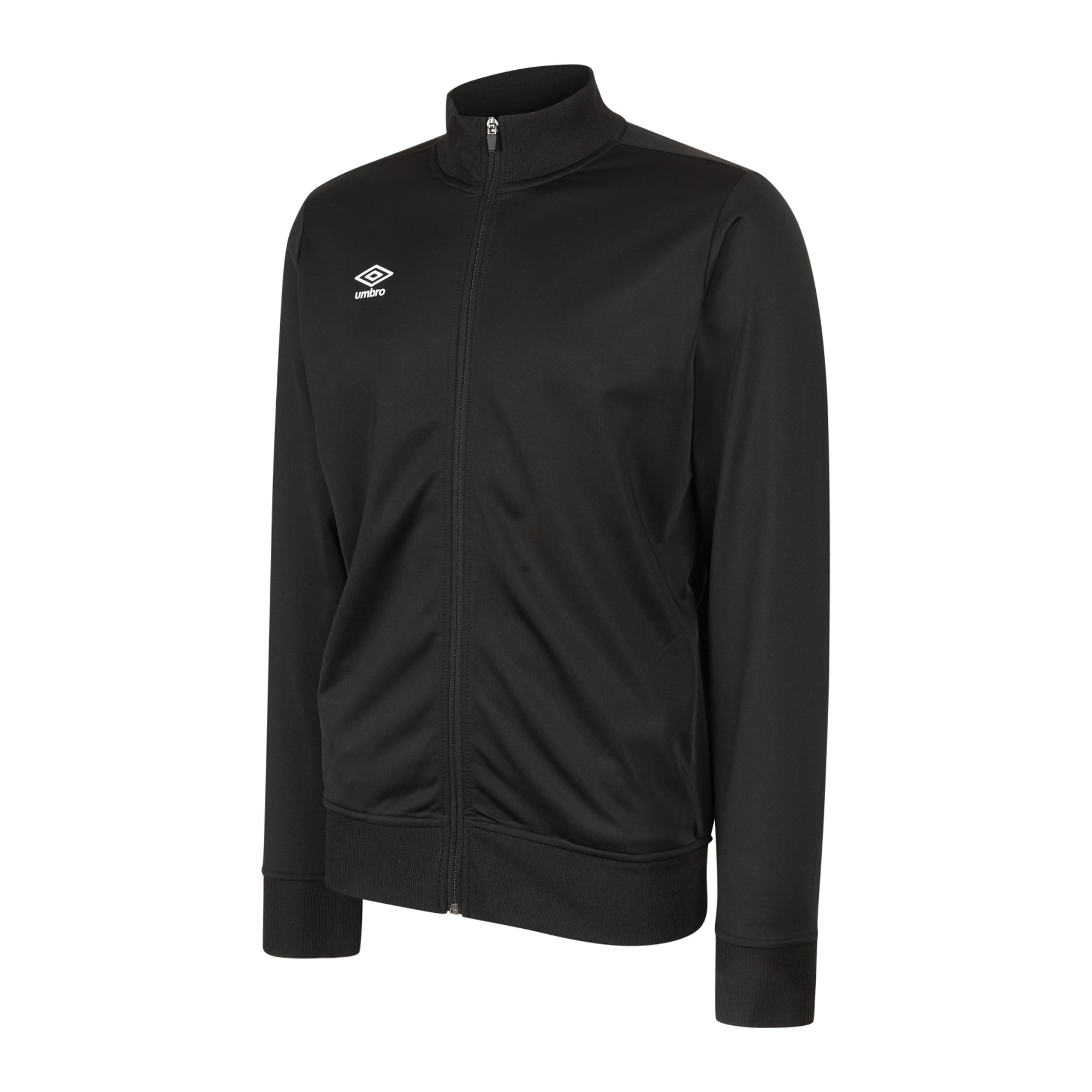 Umbro Club Essential Poly Jacket - Black