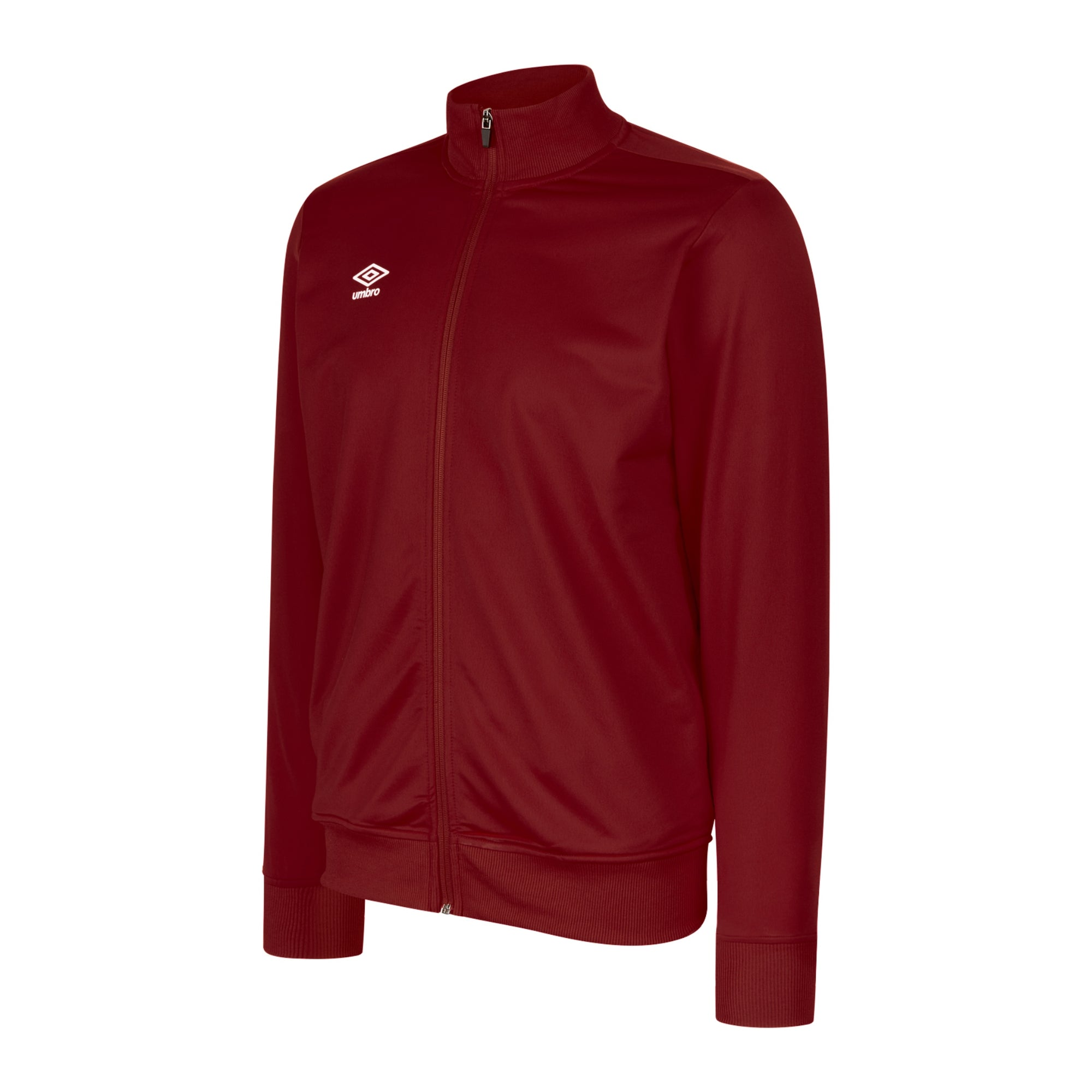 Umbro Club Essential Poly Jacket - New Claret