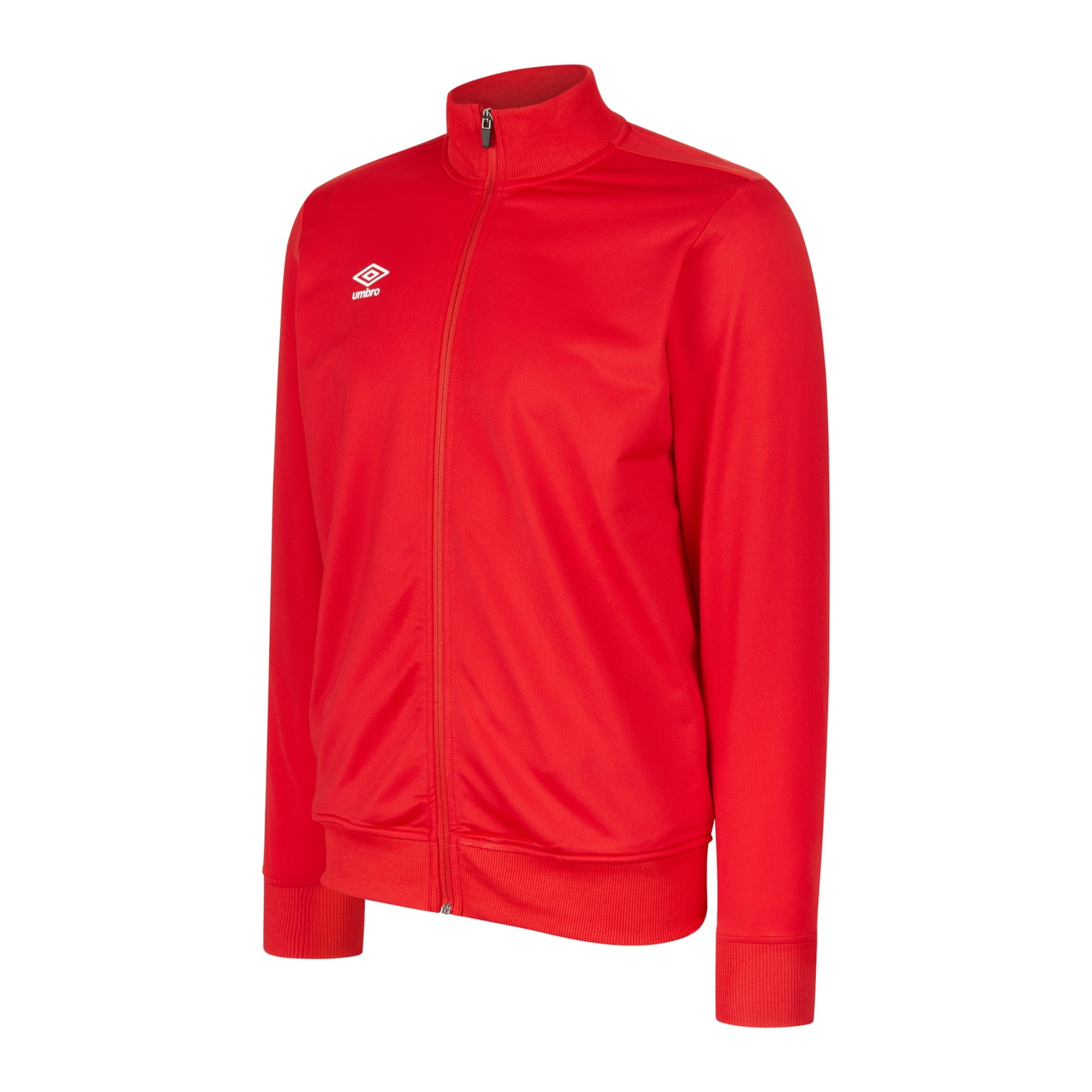 Umbro Club Essential Poly Jacket - Vermillion