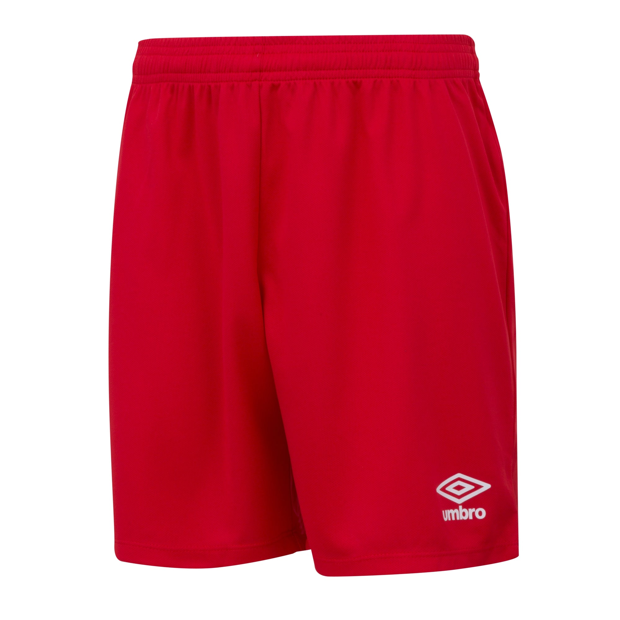 Umbro Club Short II - Vermillion