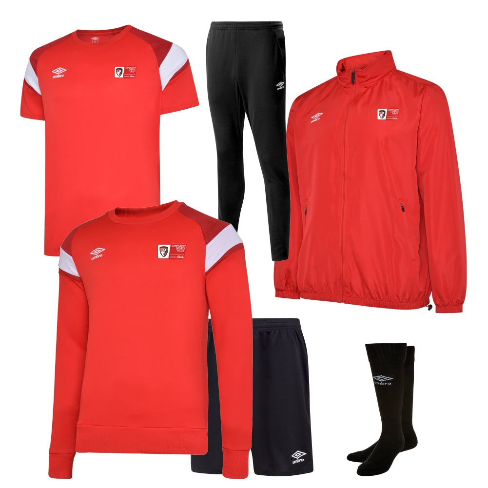 AFC Bournemouth College - 2020 - Training Pack - SNR
