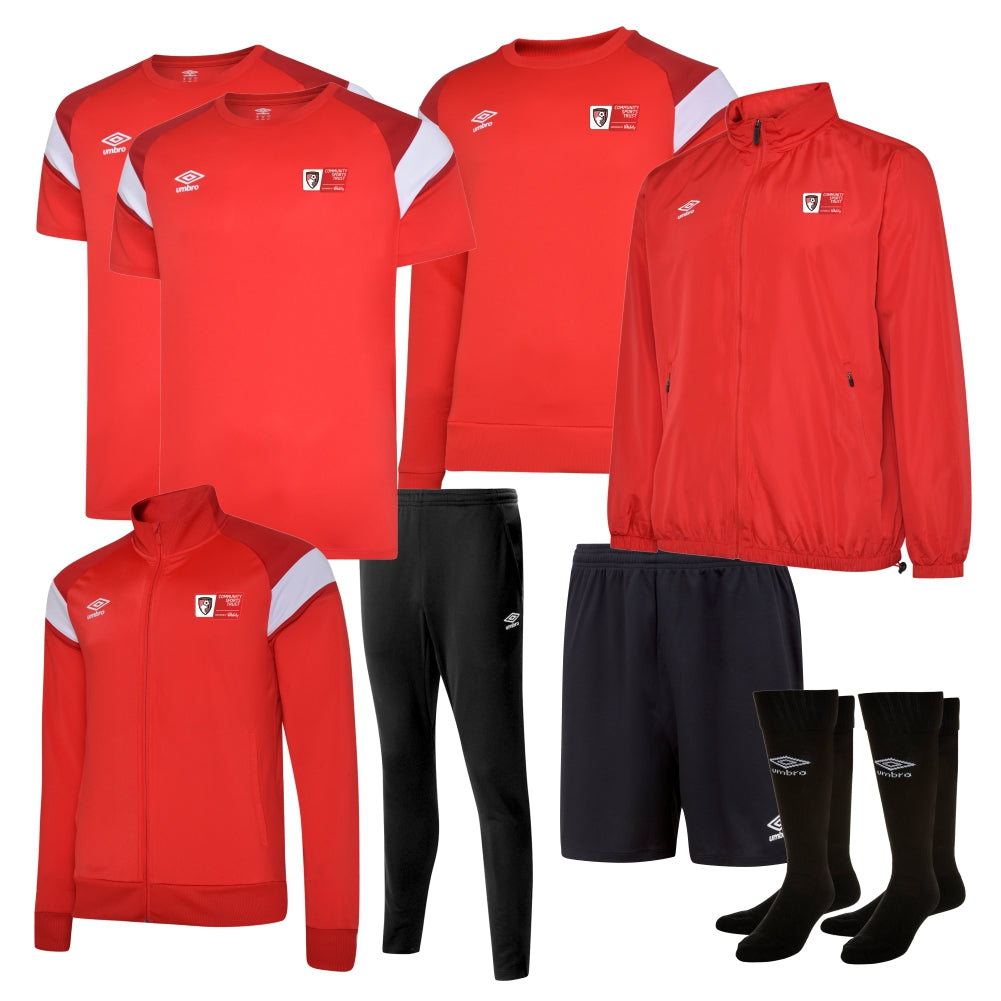 AFC Bournemouth College - 2020 - Full Training Pack - SNR