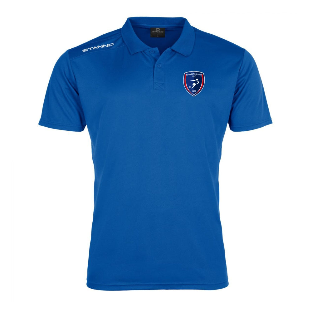 Dexter Sports YFC - Stanno Field Polo - Royal