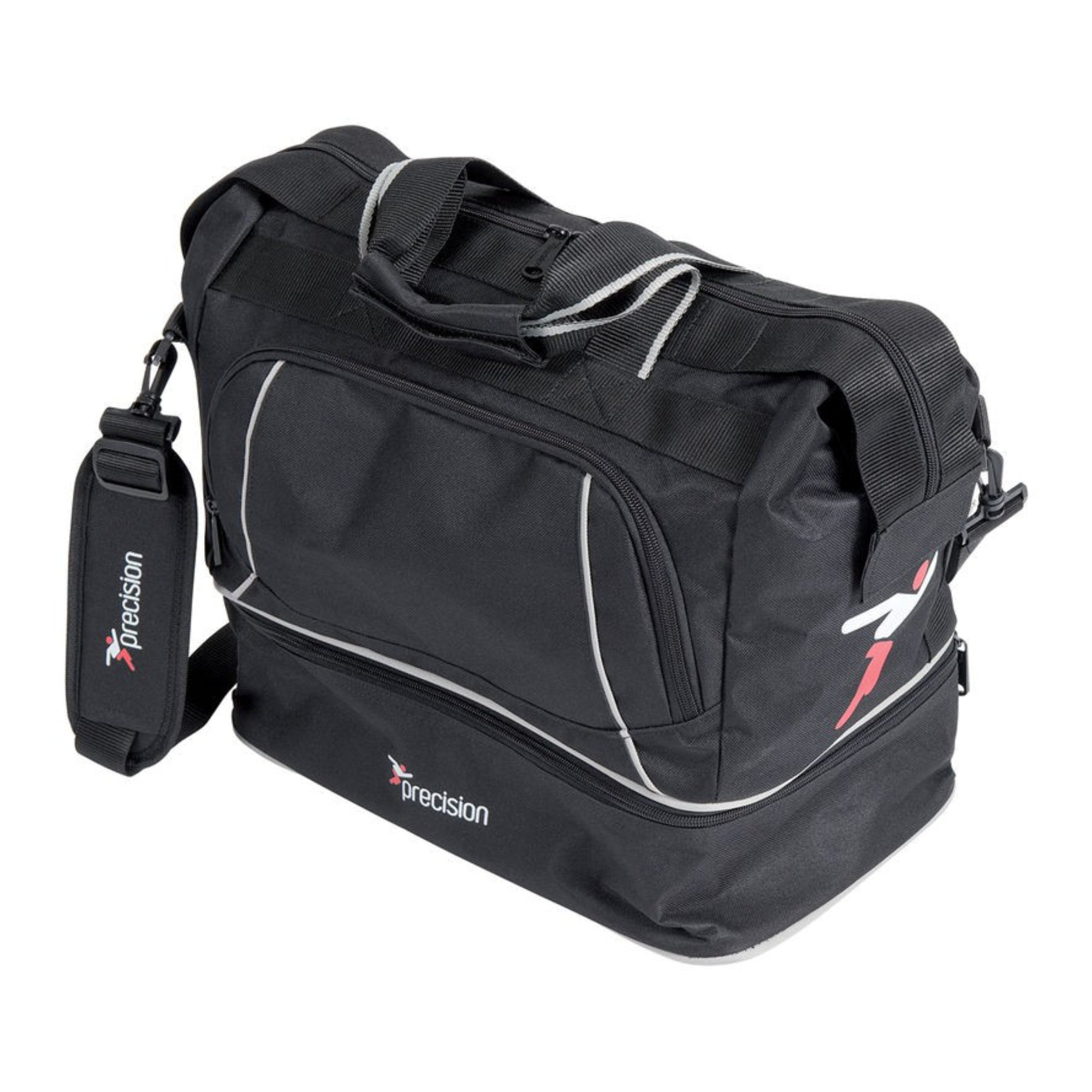 Precision Junior Players Bag - Black