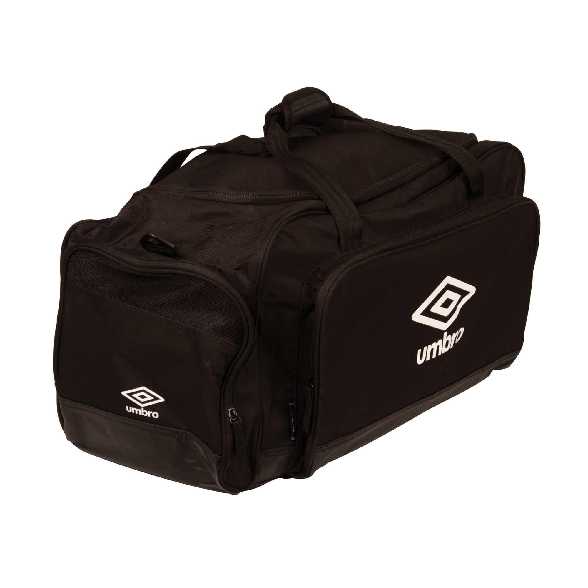 Umbro Large Holdall - Black/White