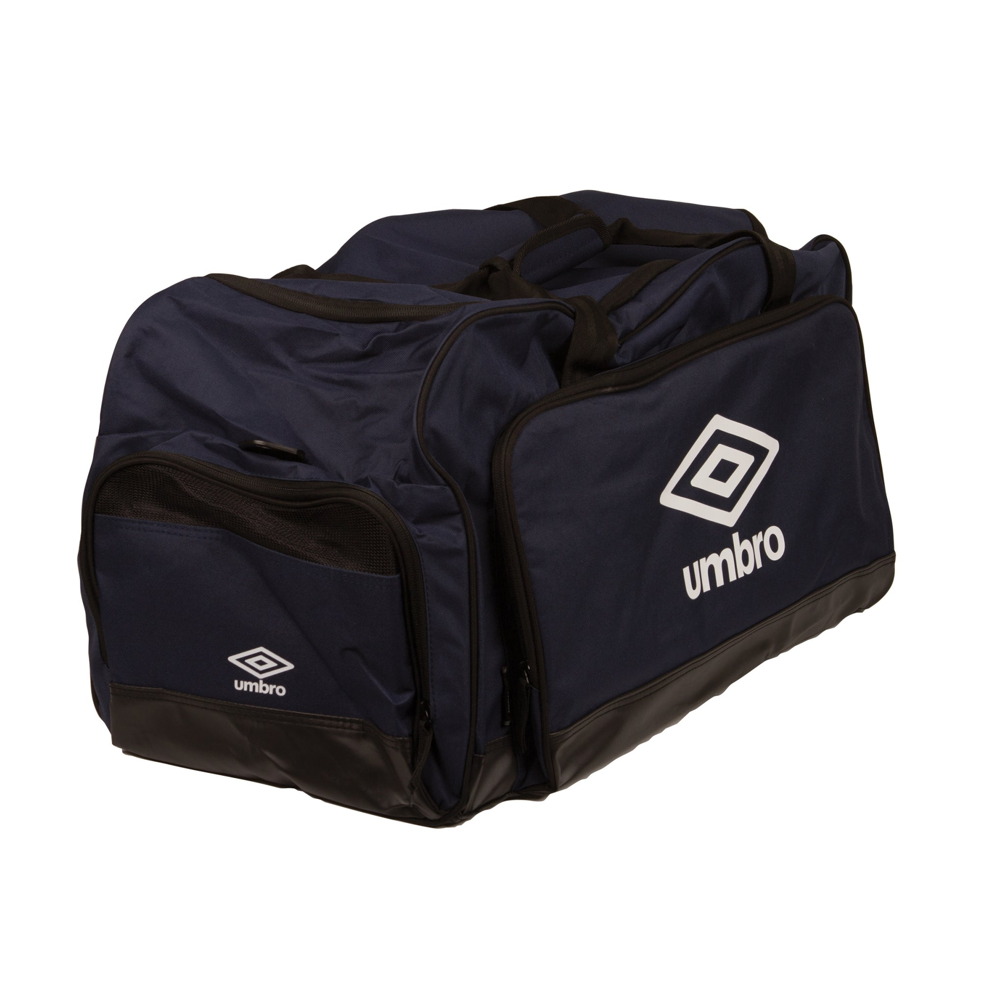 Umbro Large Holdall - Dark Navy/White