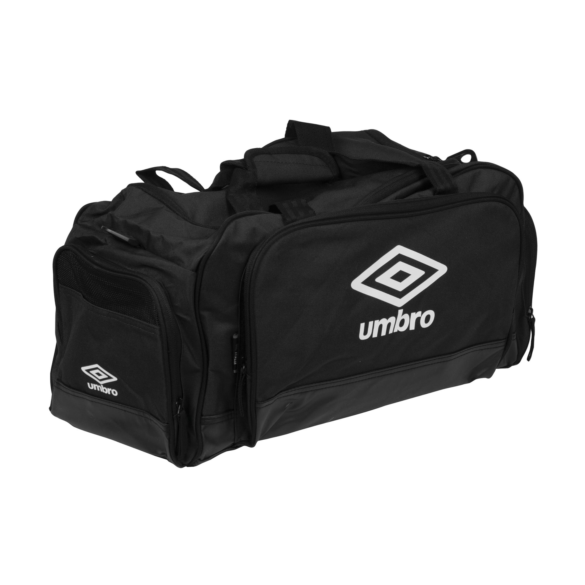 Umbro Medium Holdall - Black/White