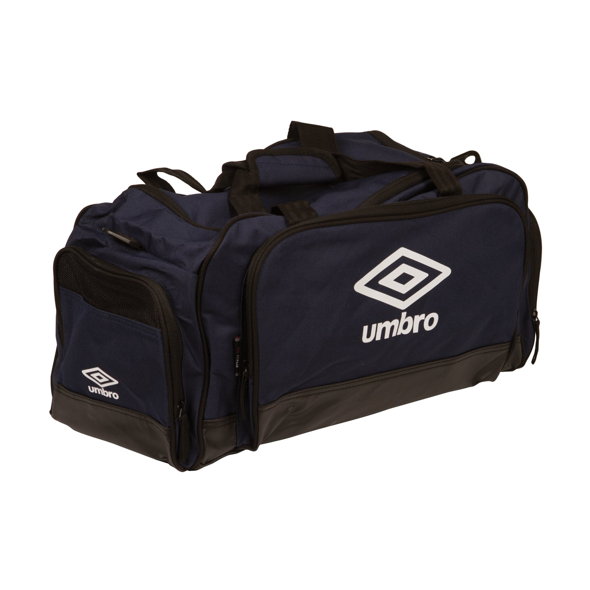 Umbro Medium Holdall - Dark Navy/White