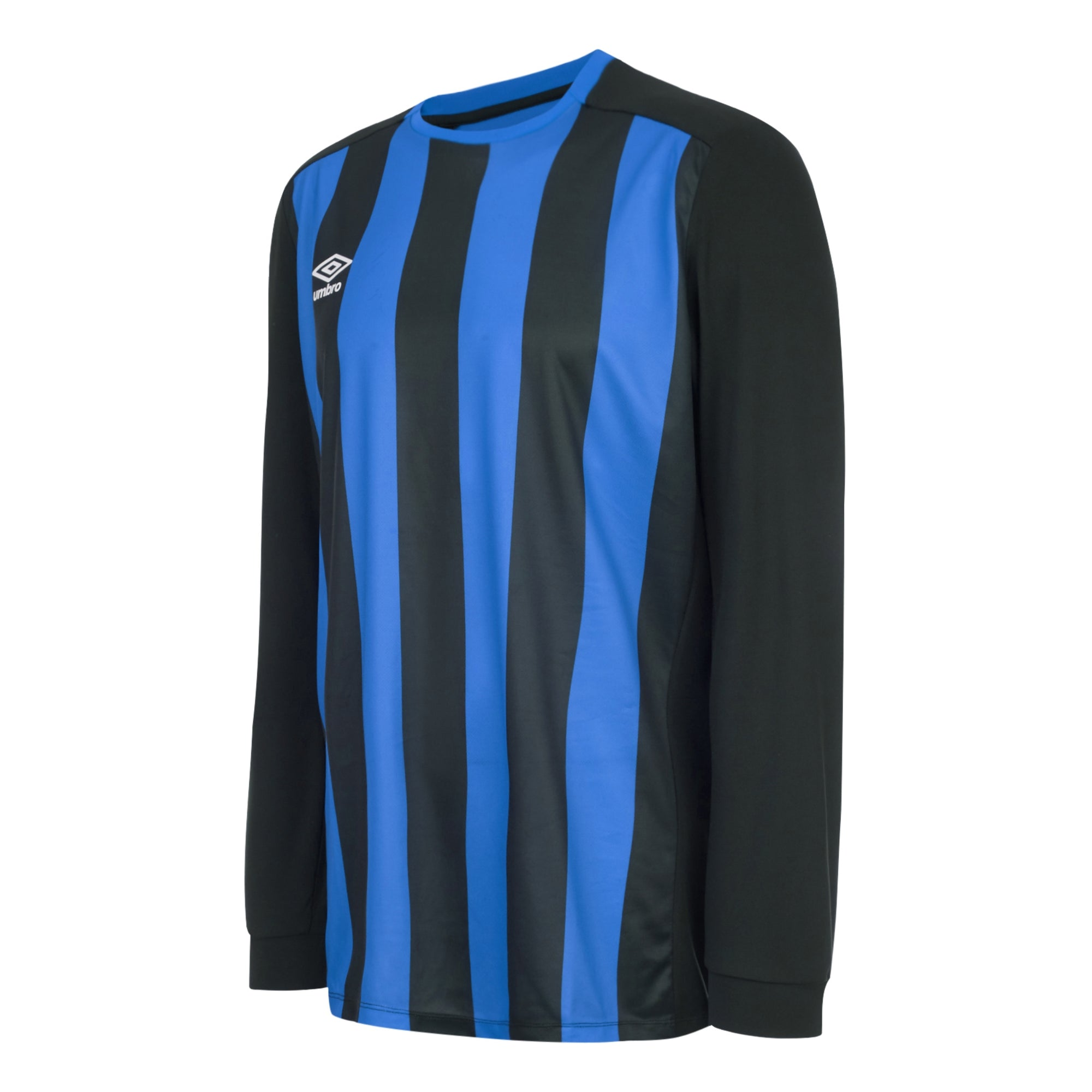 Umbro Milan Jersey LS - Black/Royal
