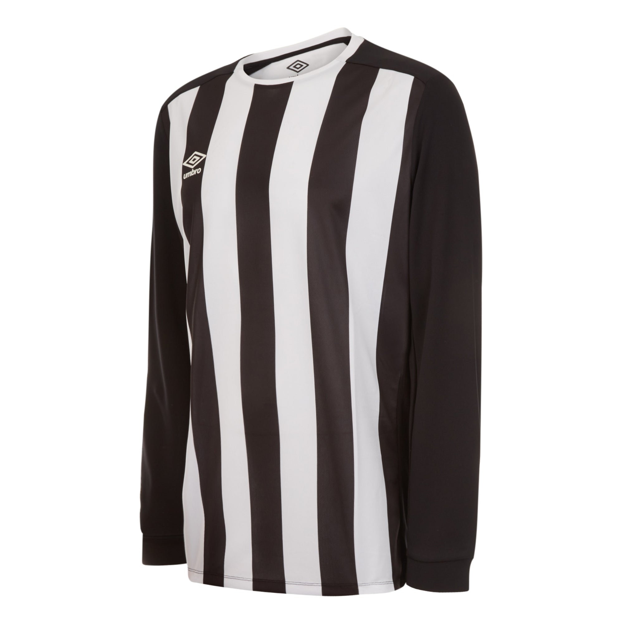 Umbro Milan Jersey LS - Black/White