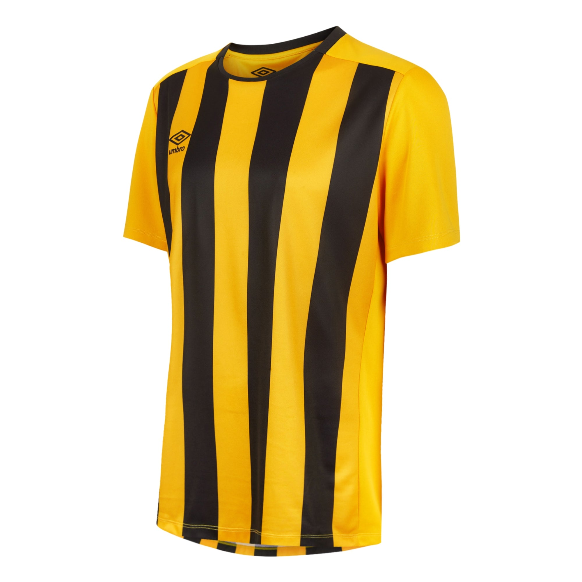 Umbro Milan Jersey SS - Yellow/Black