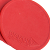 Diamond Mini Flat Markers in Red