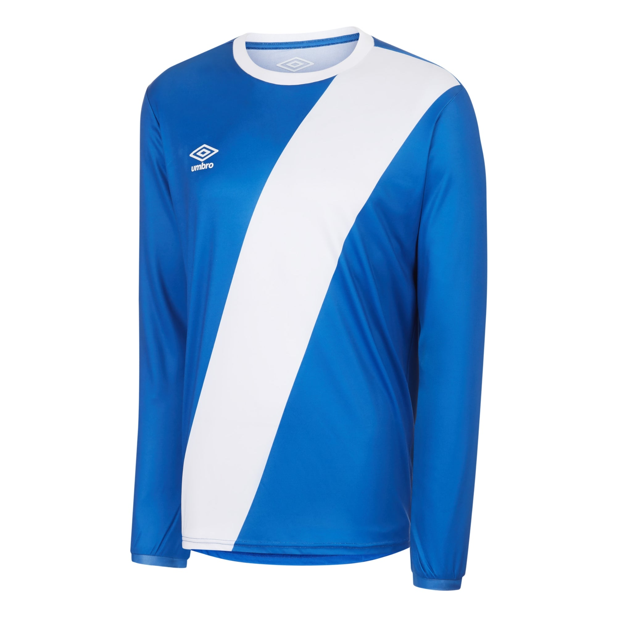 Umbro Nazca Jersey LS - Royal/White
