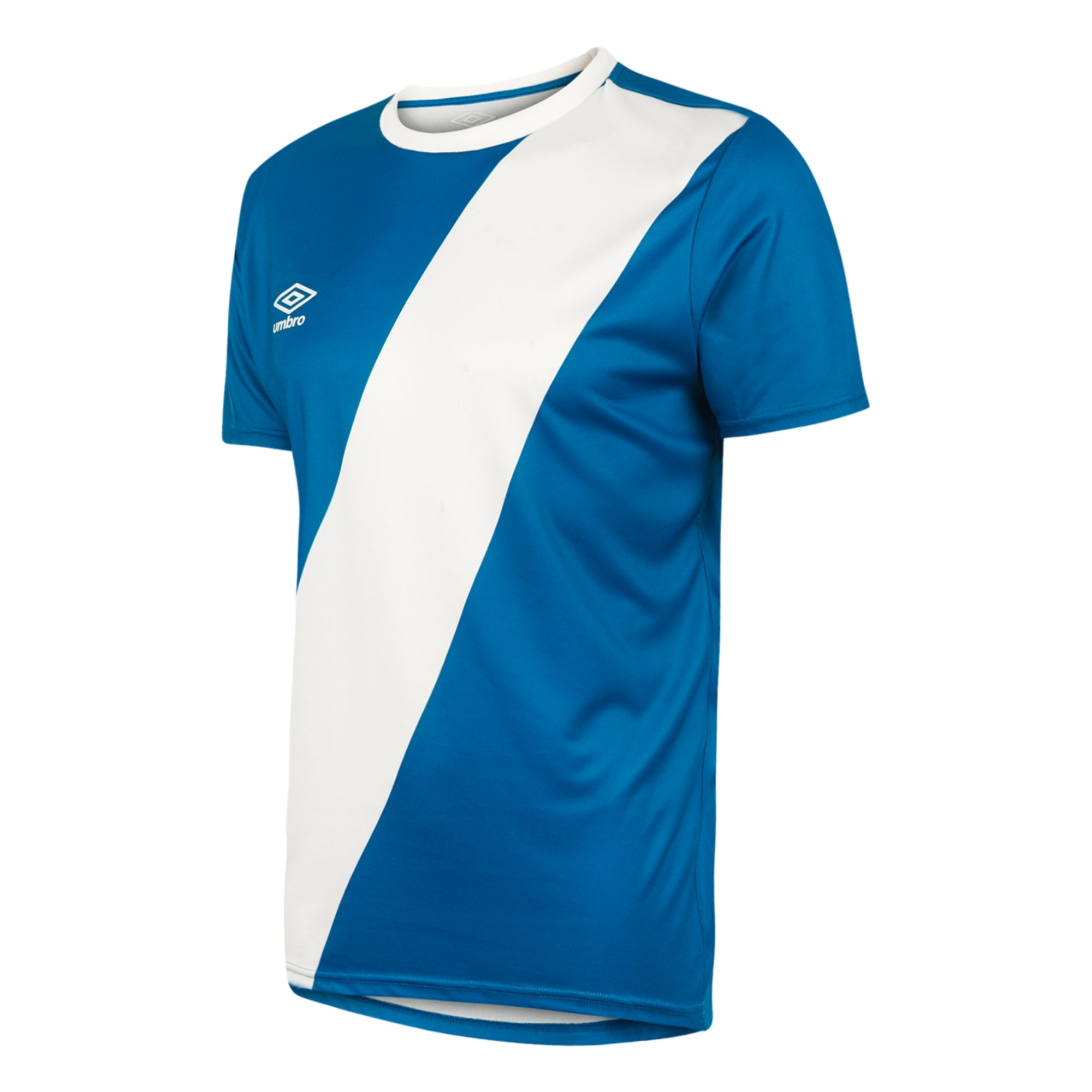 Umbro Nazca Jersey SS - Royal/White