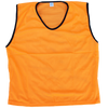 Diamond Mesh Bibs - Orange