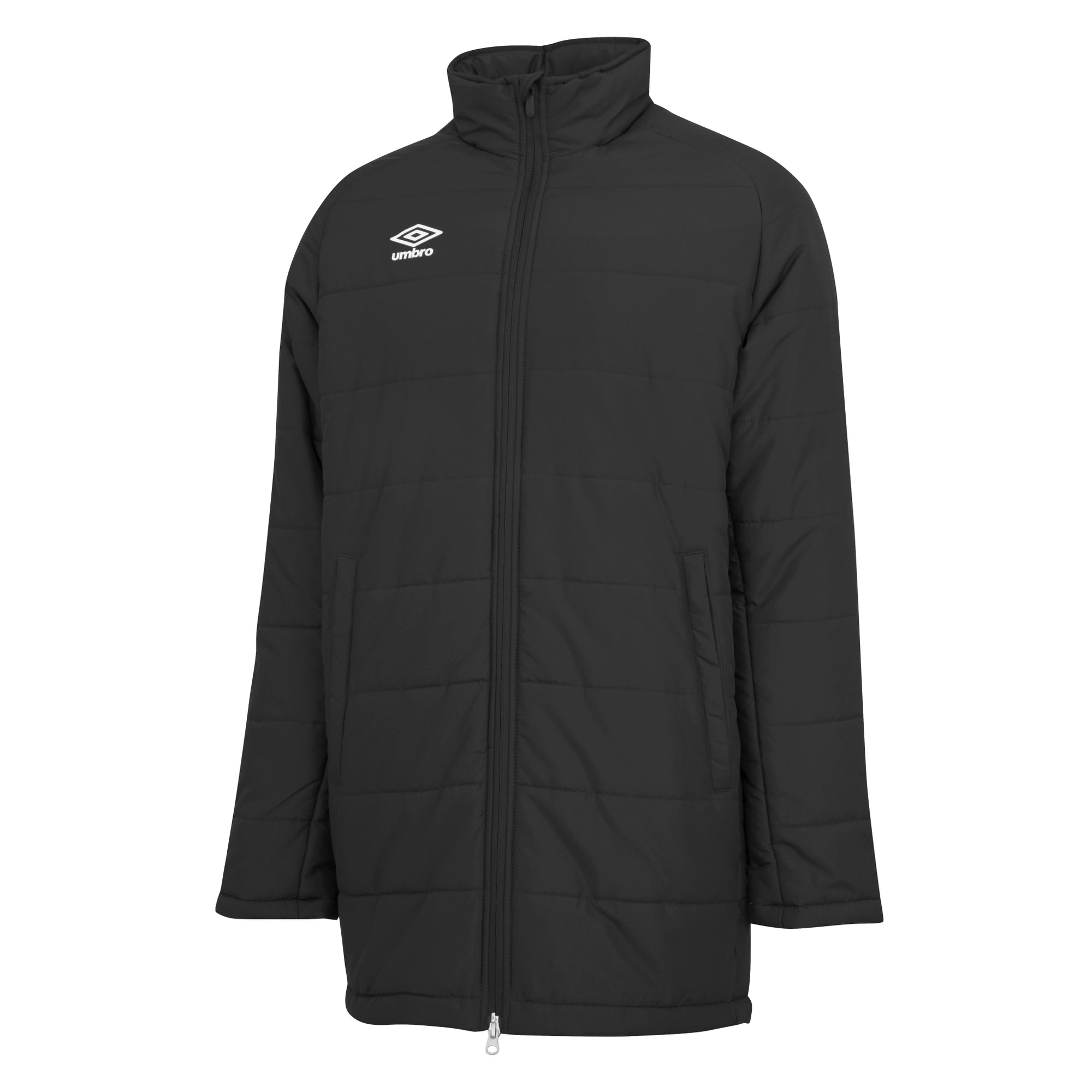 Umbro Training Padded Jacket - Black