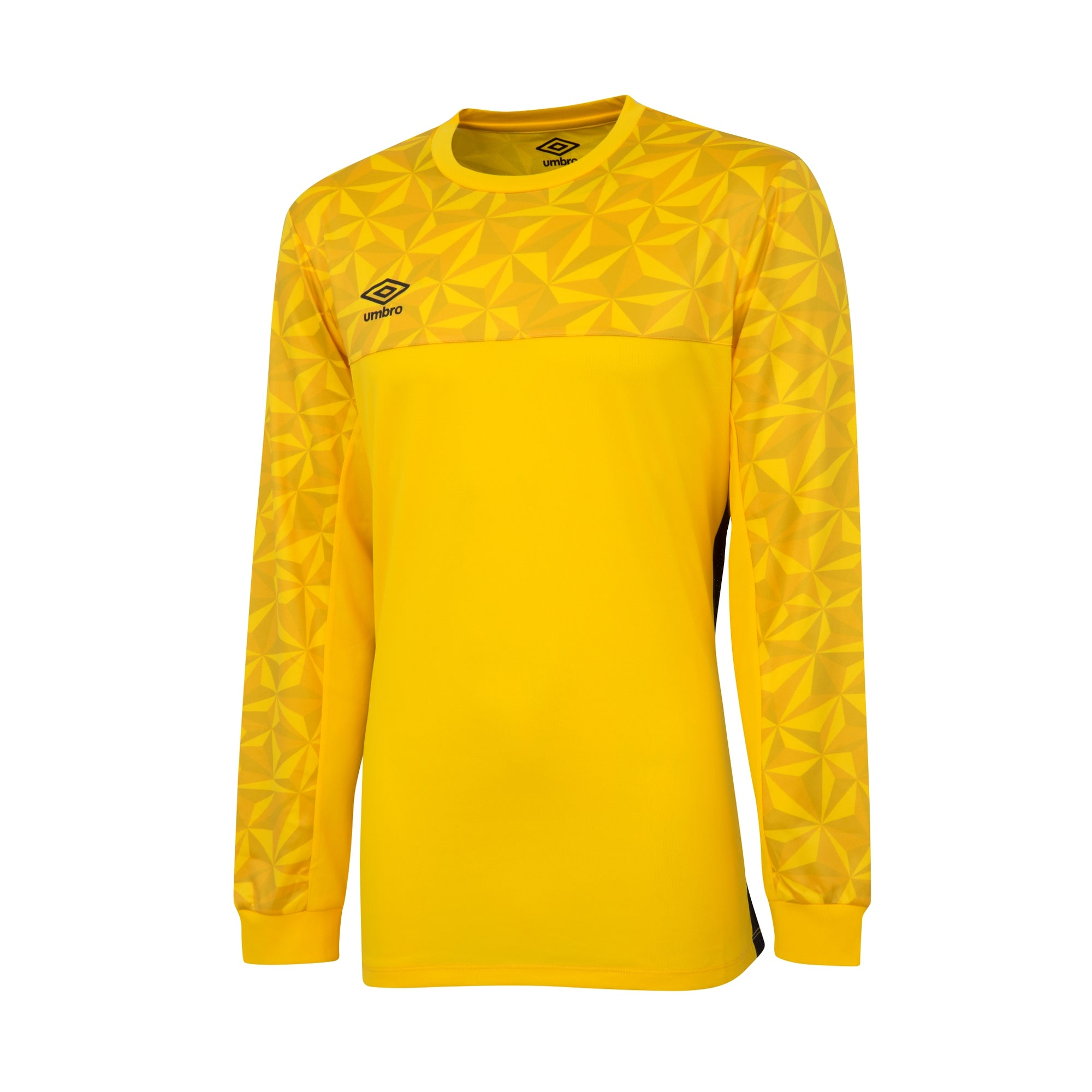 Umbro Portero LS Jersey - Yellow/Black