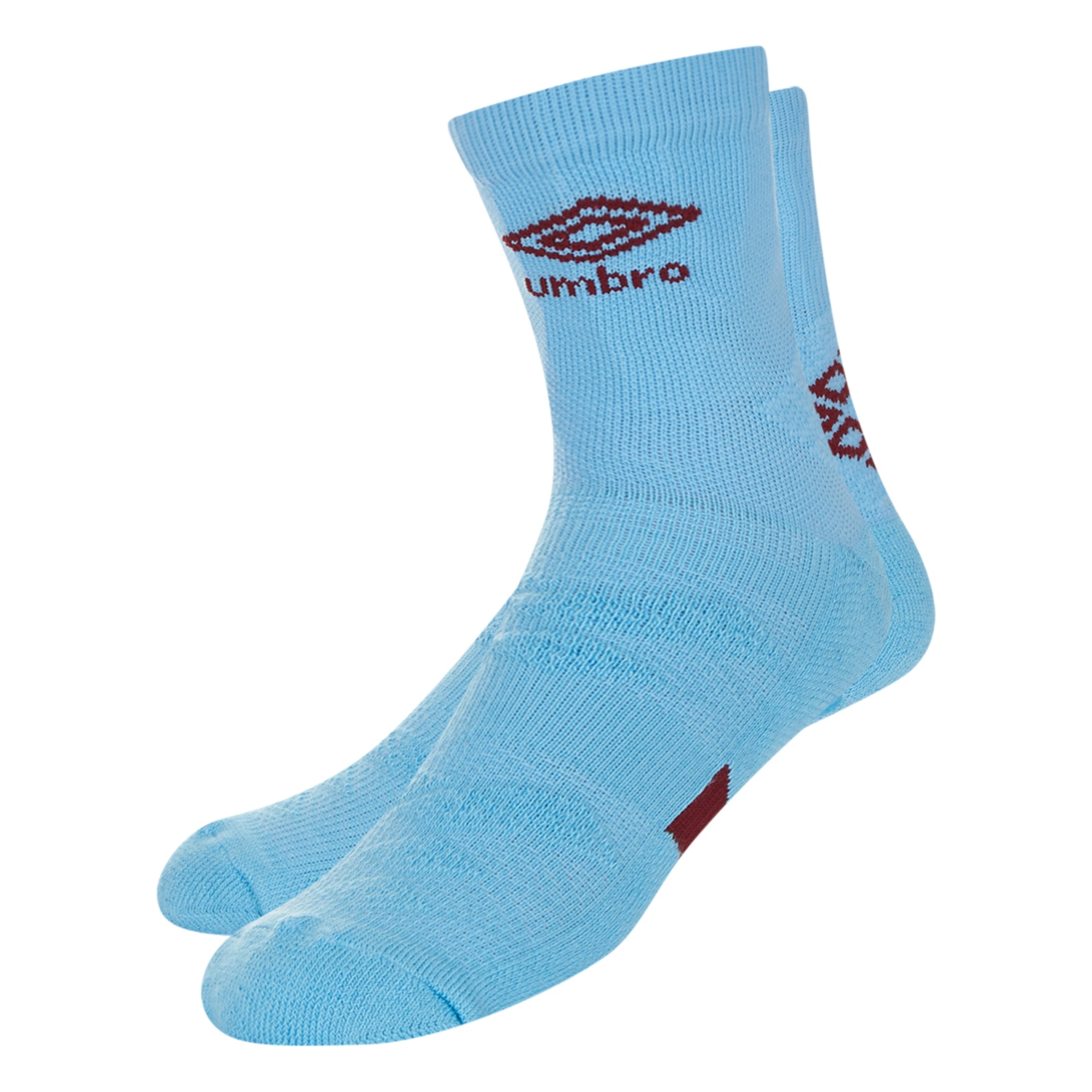 Umbro Protex Grip Sock - Sky/New Claret