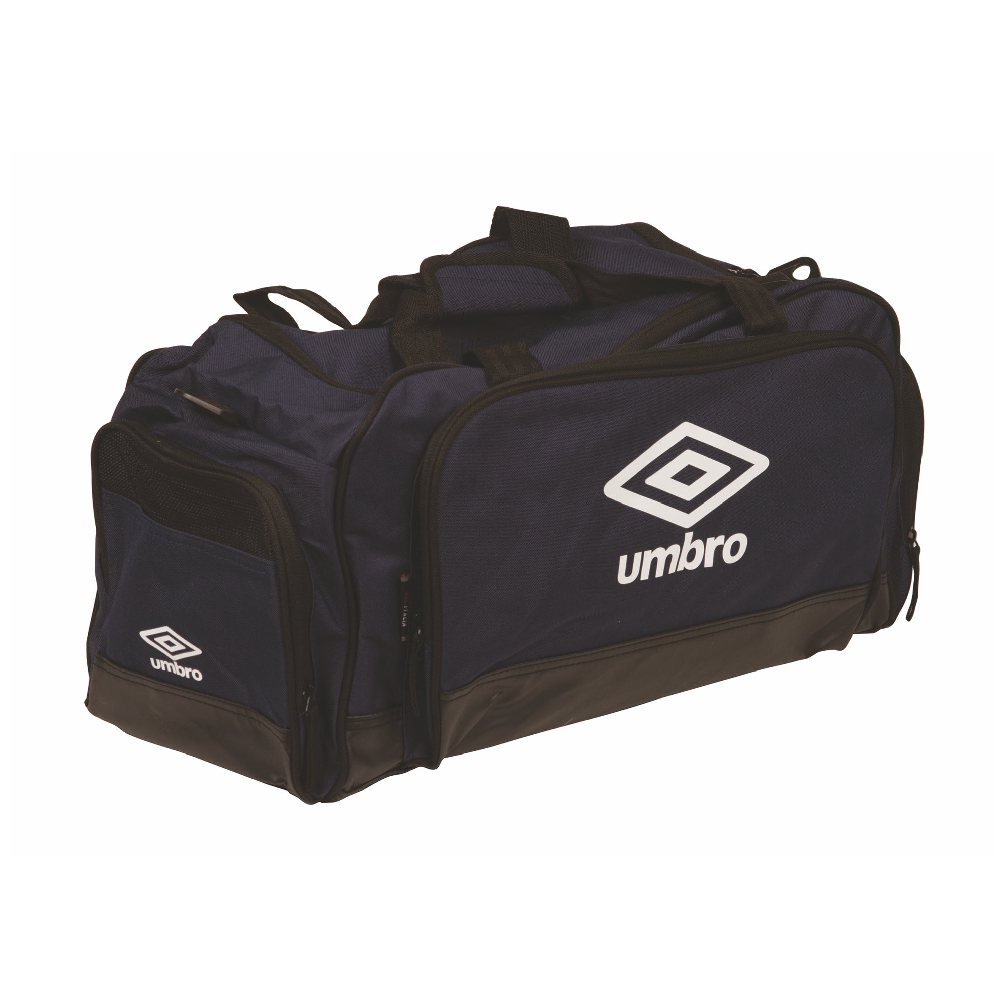 Umbro Small Holdall - Dark Navy/White