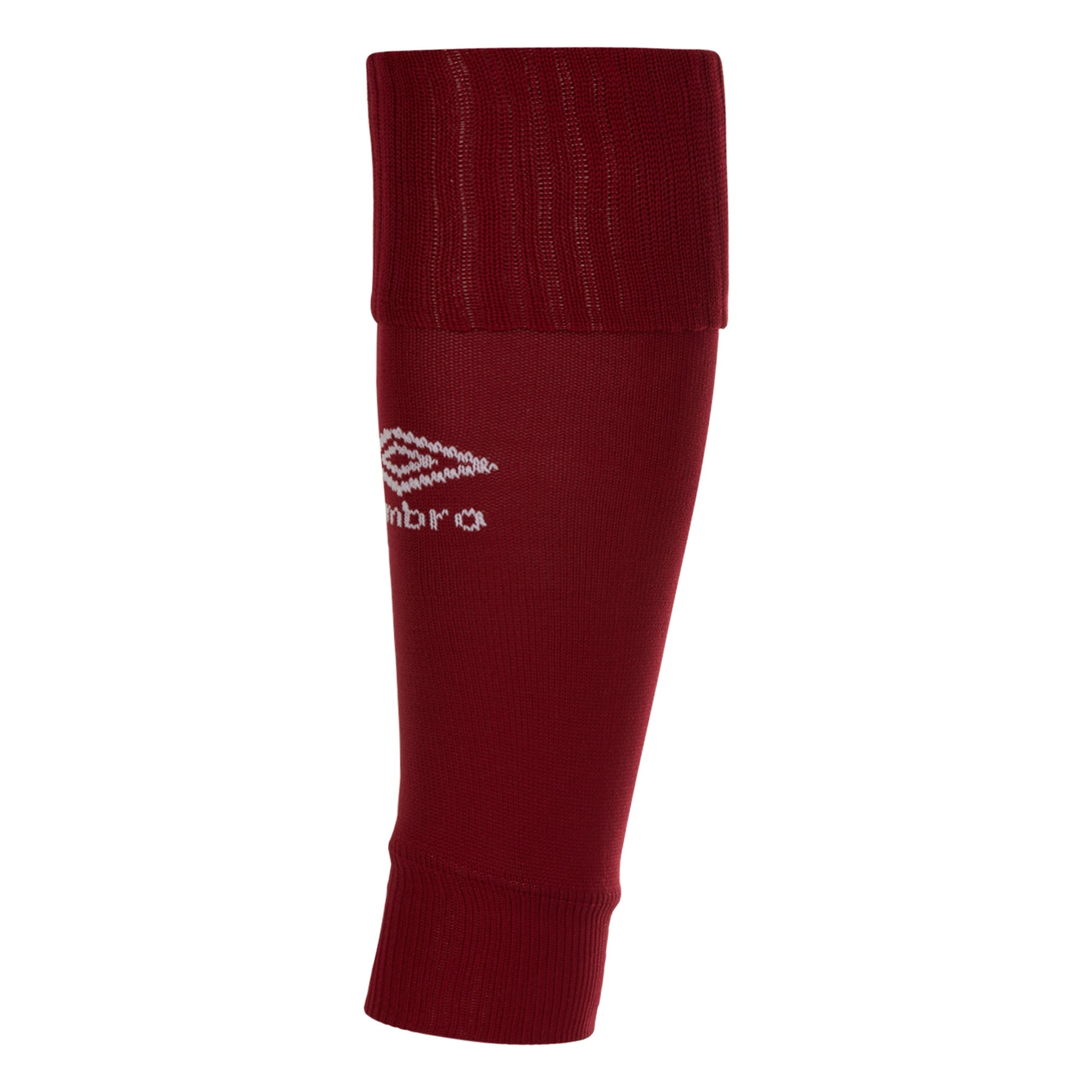 Umbro Sock Leg - New Claret