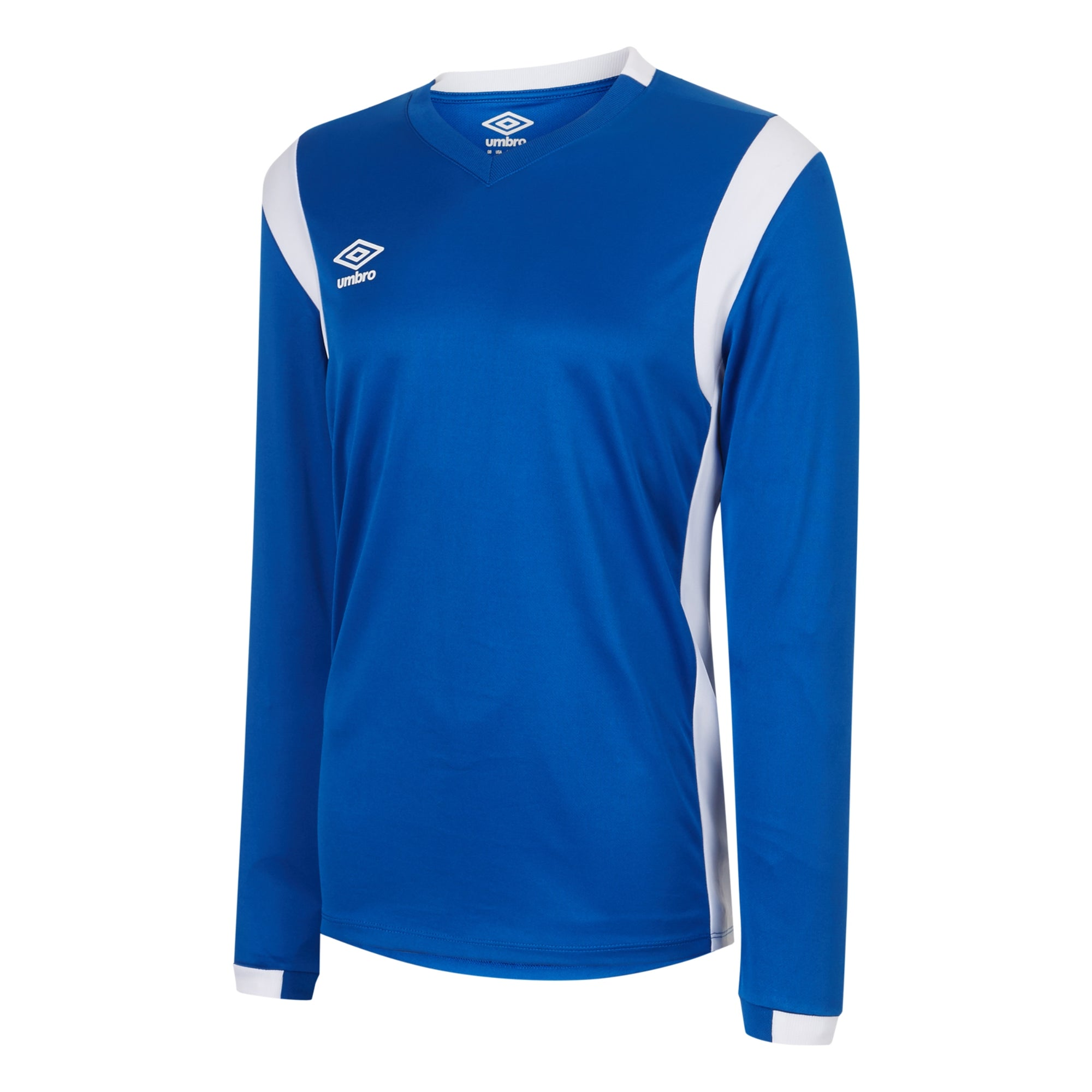 Umbro Spartan Jersey LS - Royal/White