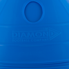Close up of Diamond Superdomes in blue