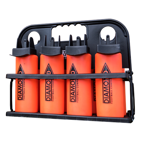 Diamond Team Bottle Set in carrier