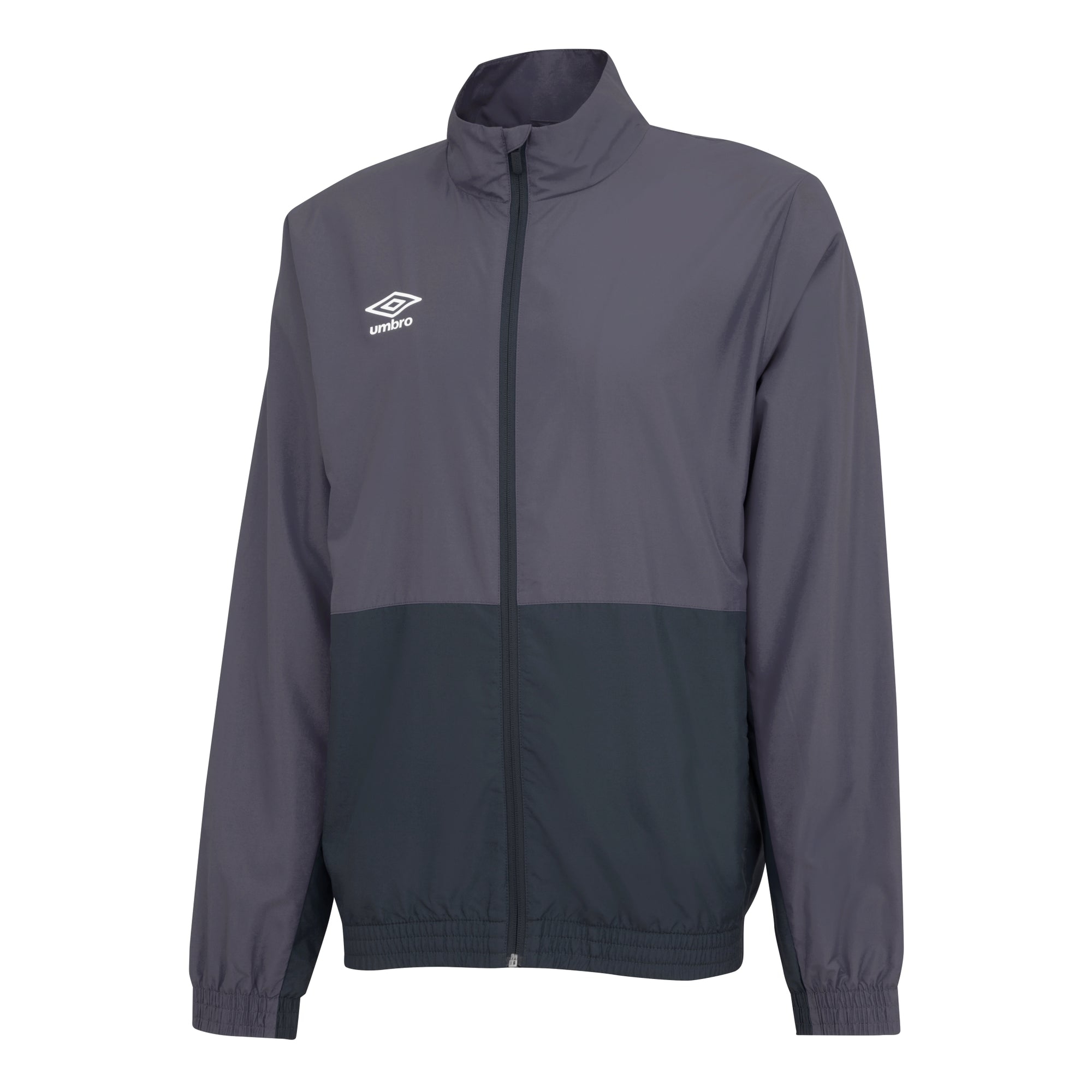 Umbro Training Woven Jacket - Carbon/Black