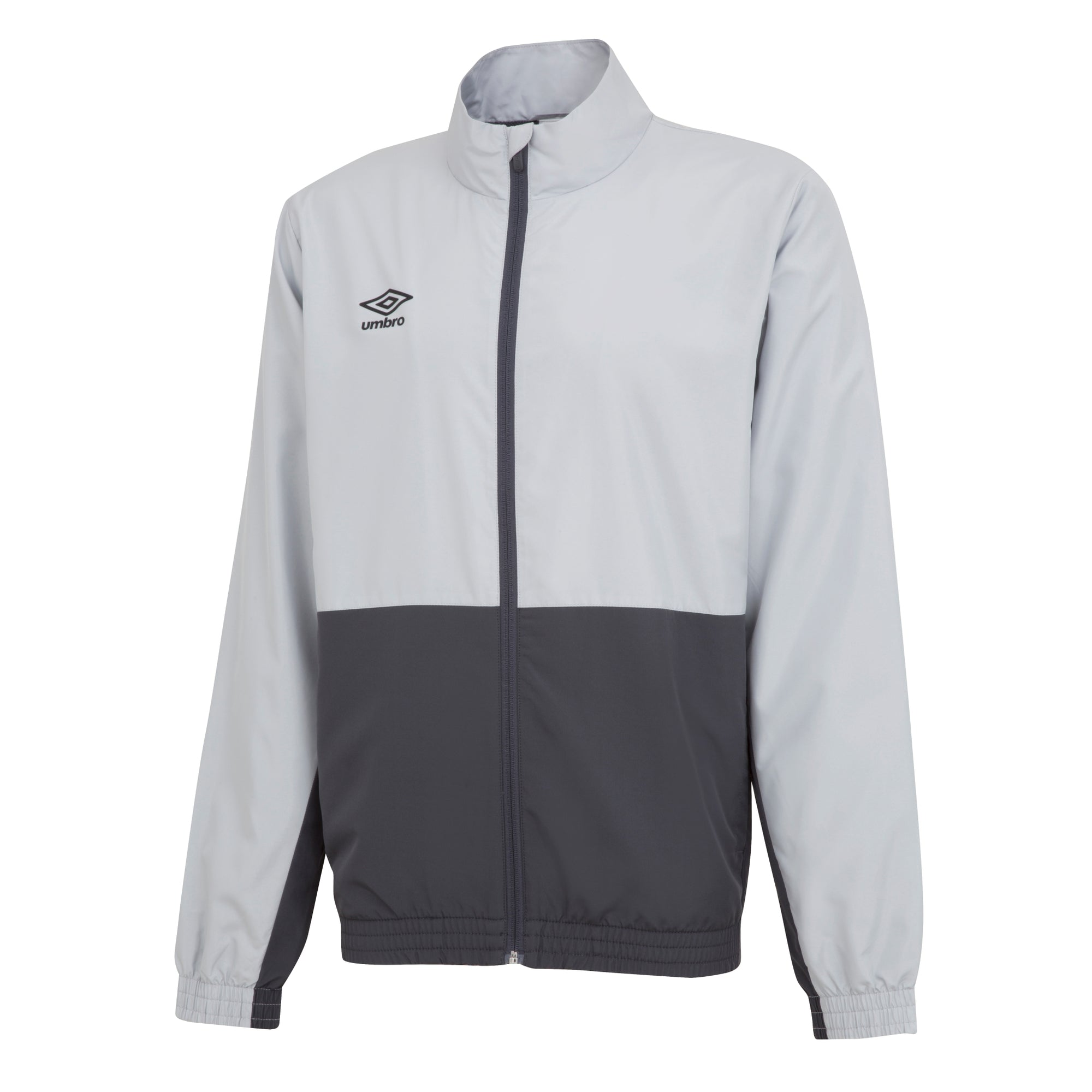 Umbro Training Woven Jacket - High Rise/Carbon