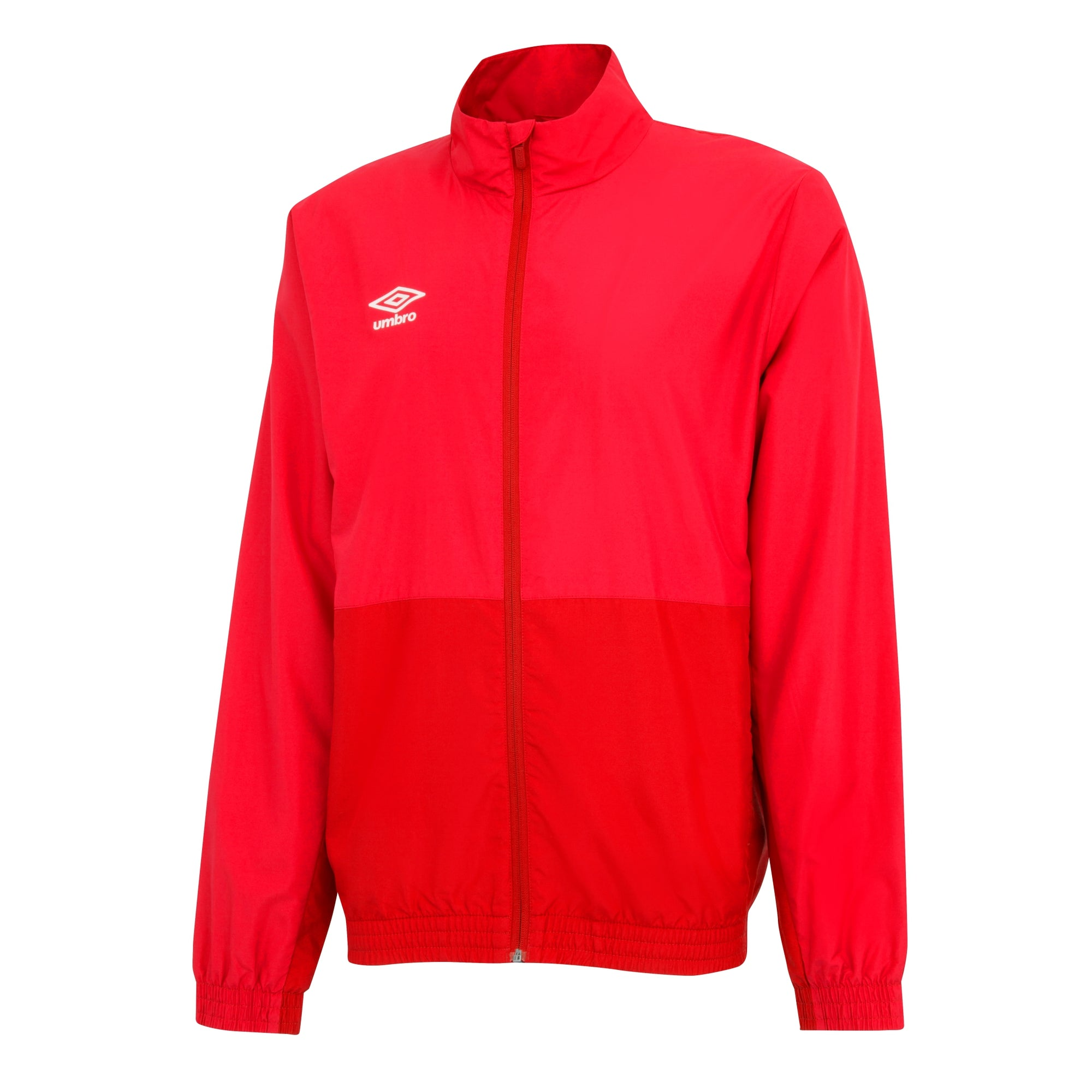 Umbro Training Woven Jacket - Vermillion/Jester Red