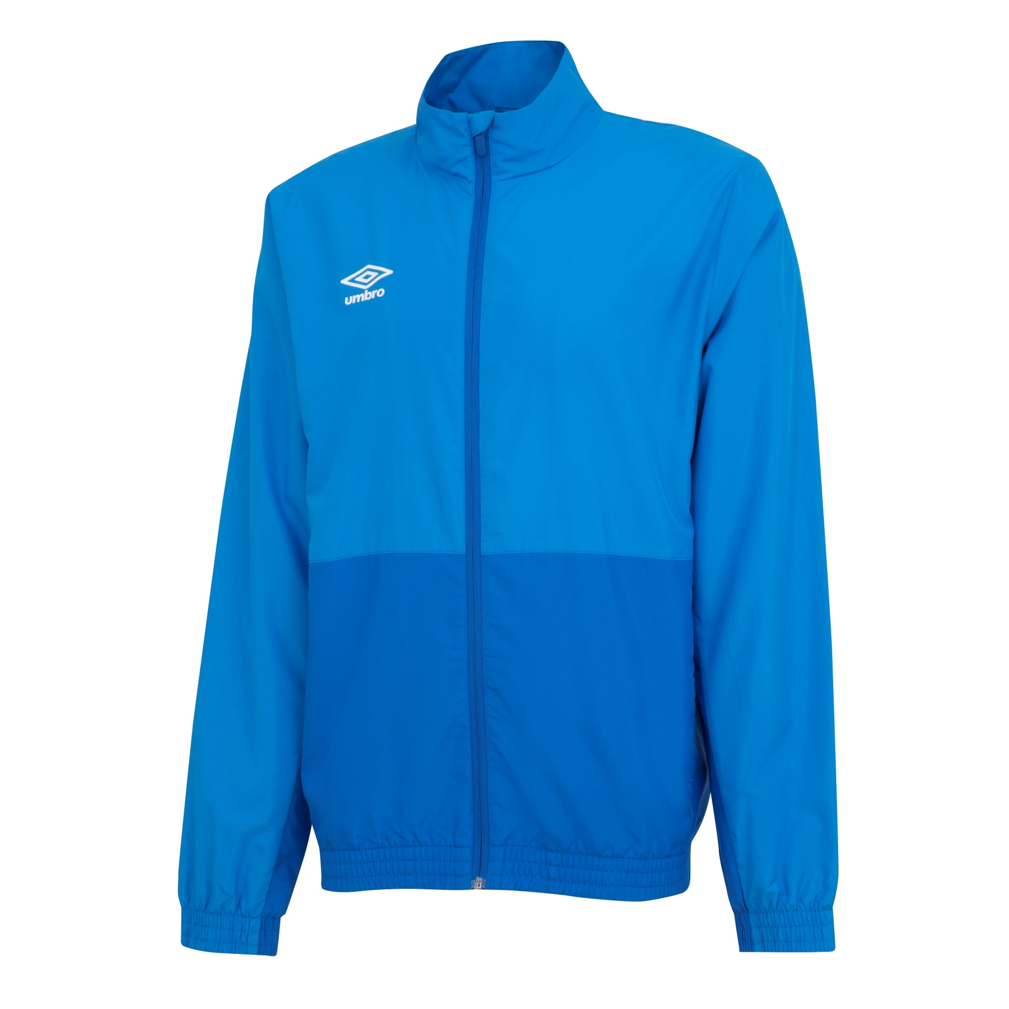 Umbro Training Woven Jacket - French Blue/Royal