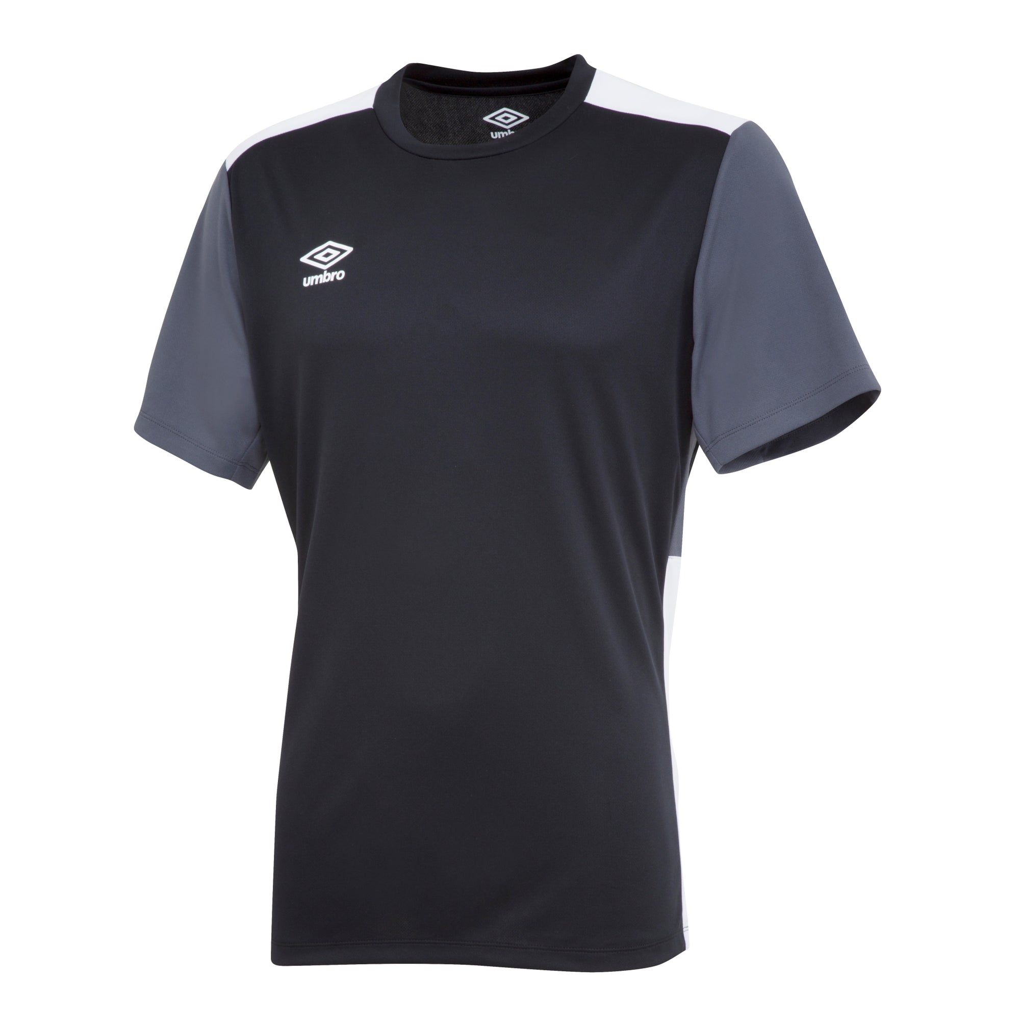 Umbro Training Jersey - Black/Carbon/White