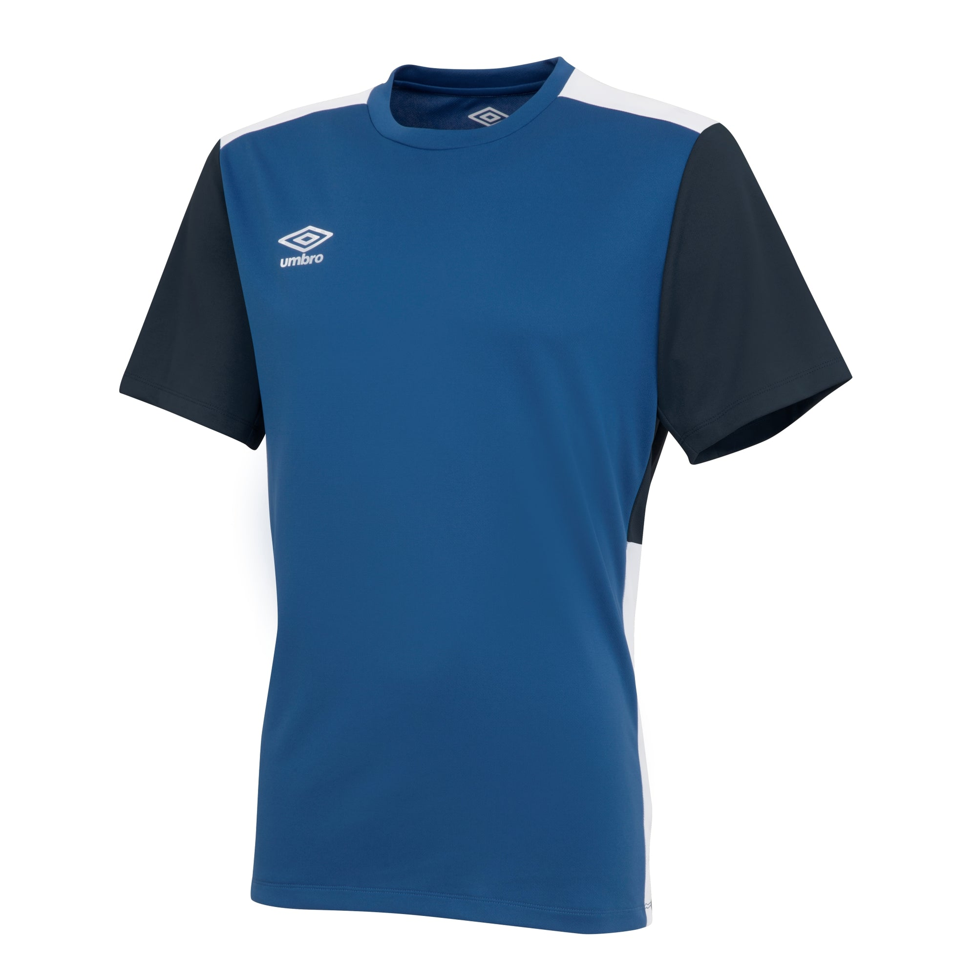 Umbro Training Jersey - Navy/Dark Navy/White