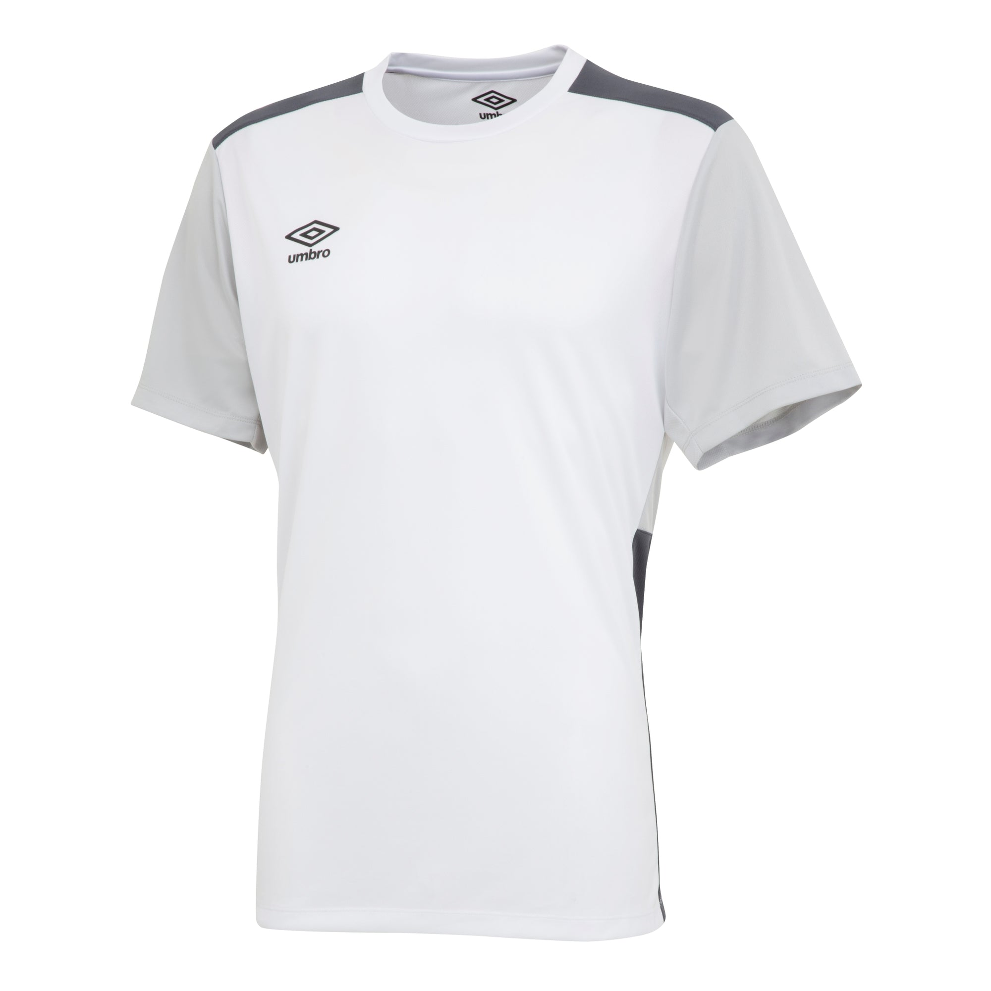 Umbro Training Jersey - White/High Rise/Carbon