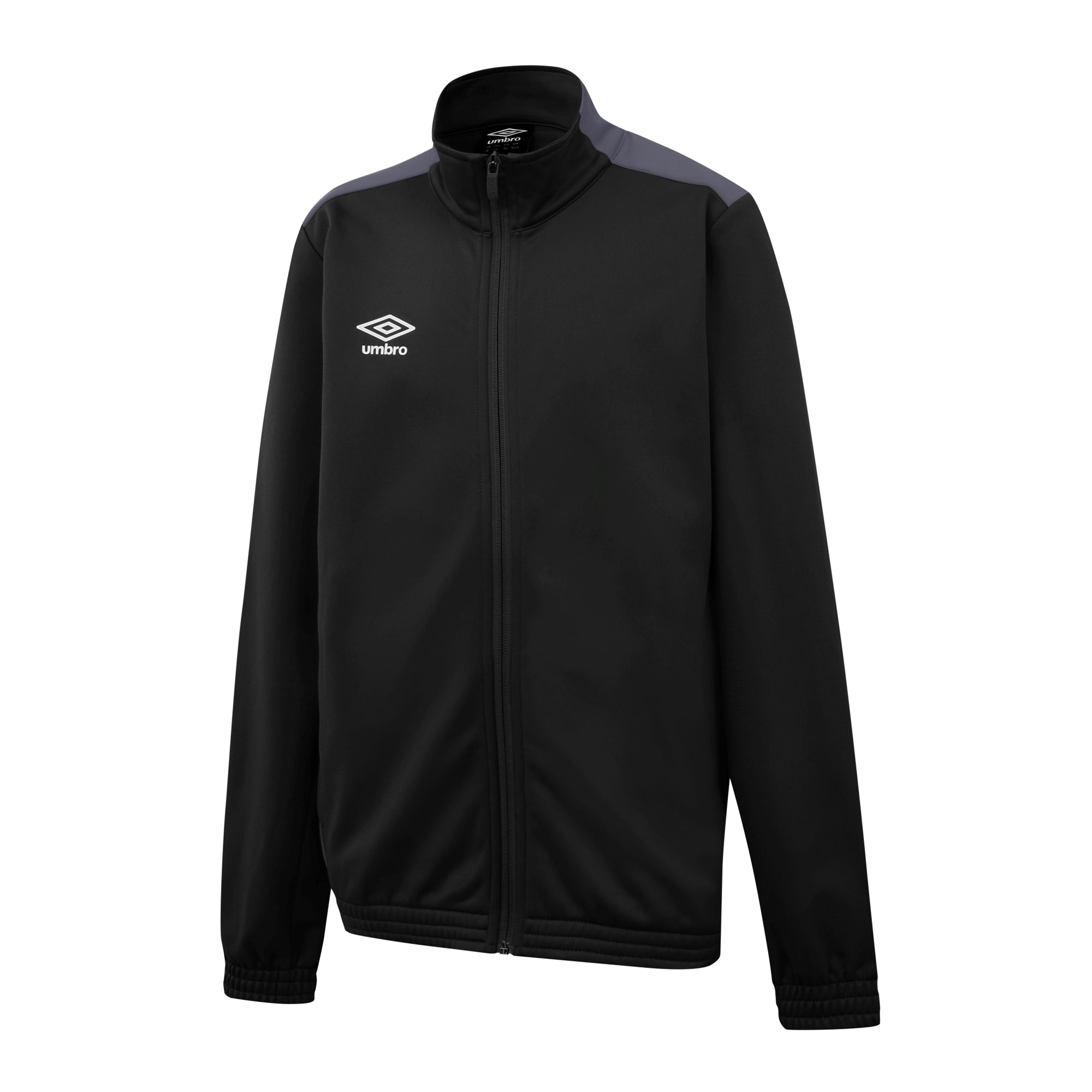 Umbro Training Knitted Jacket - Black/Carbon