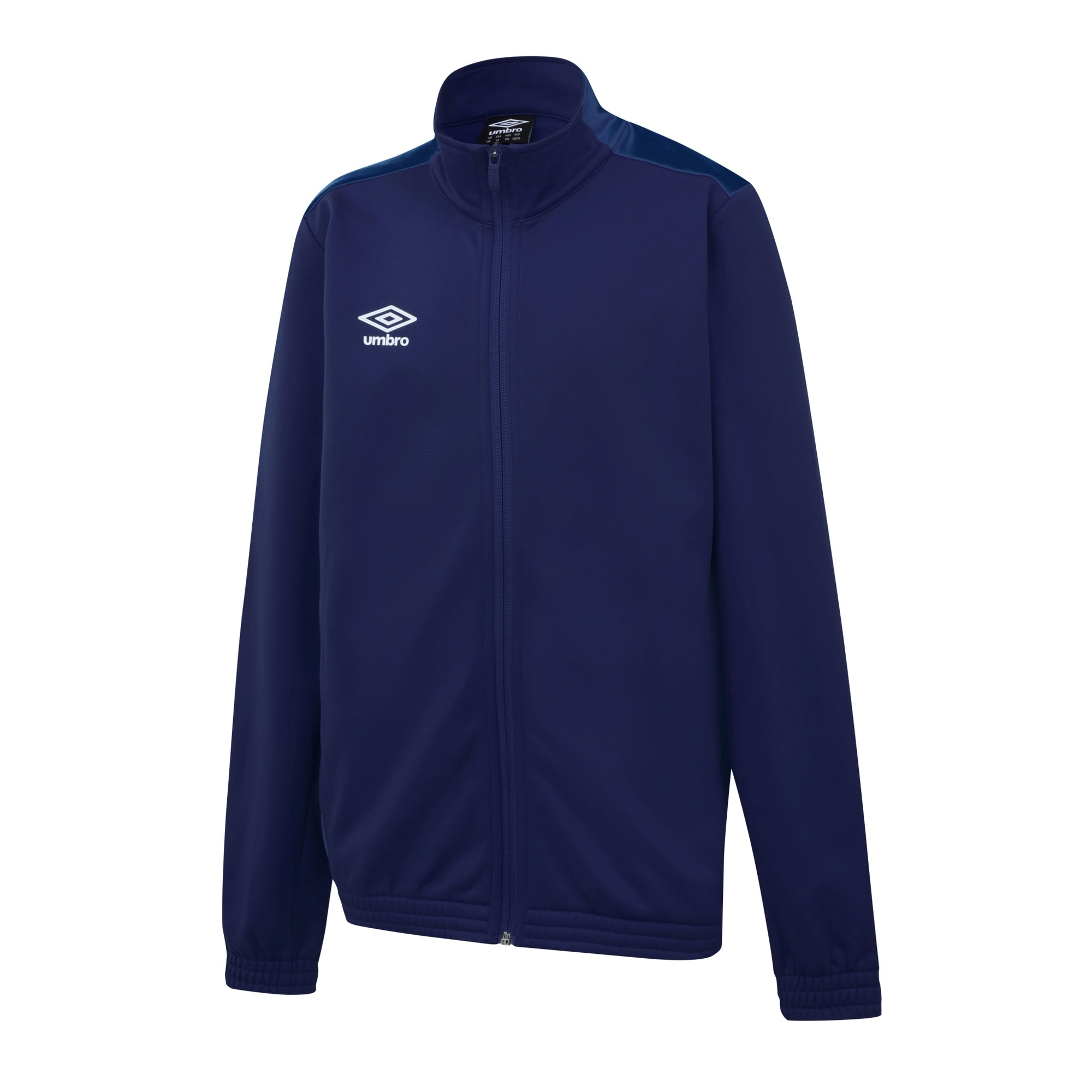 Umbro Training Knitted Jacket - Navy/Dark Navy