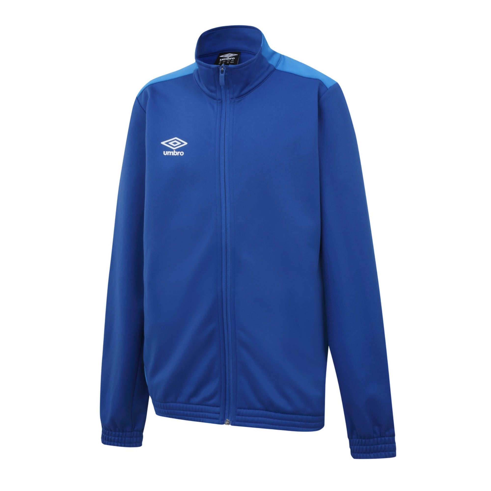 Umbro Training Knitted Jacket - Royal/French Blue