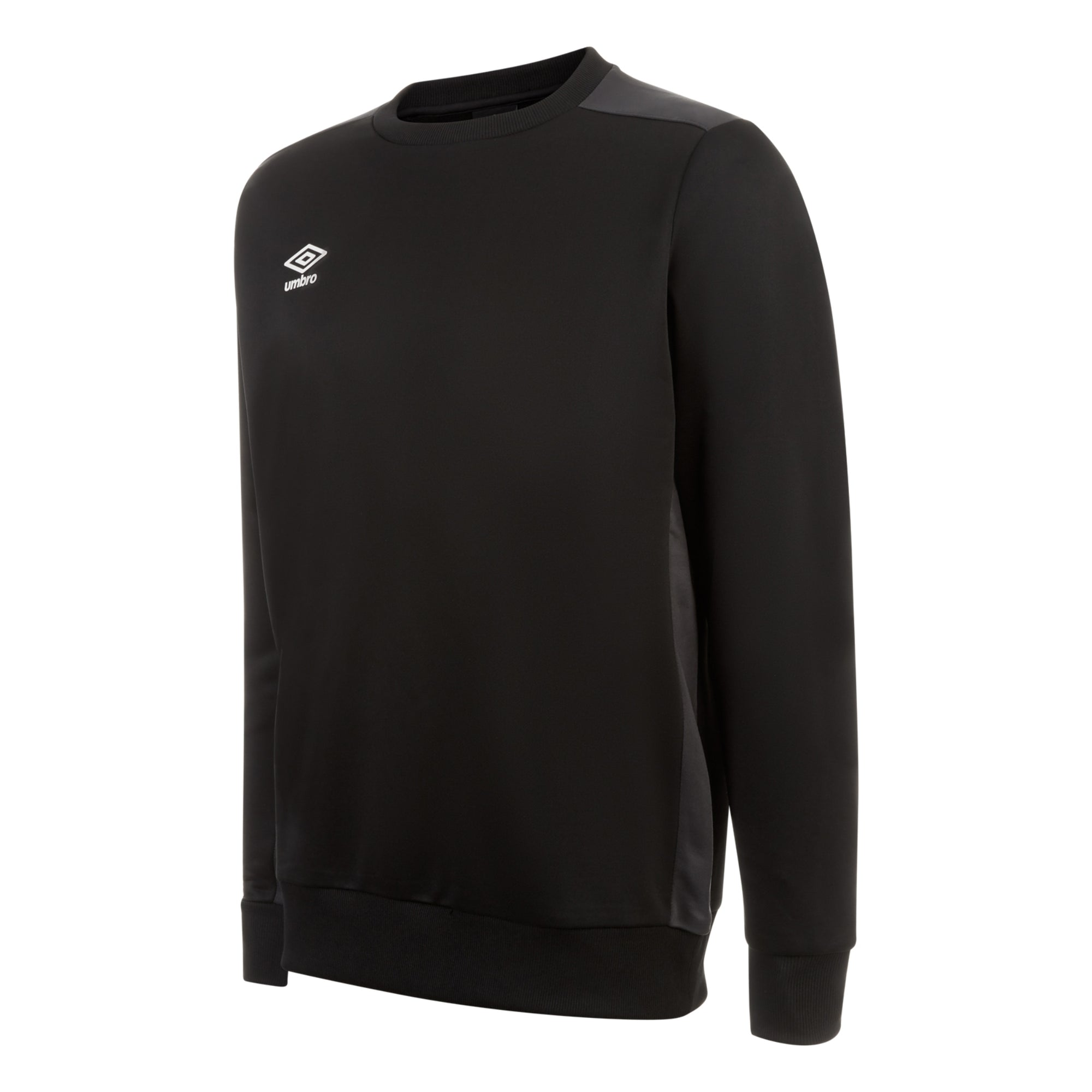 Umbro Training Poly Fleece - Black/Carbon