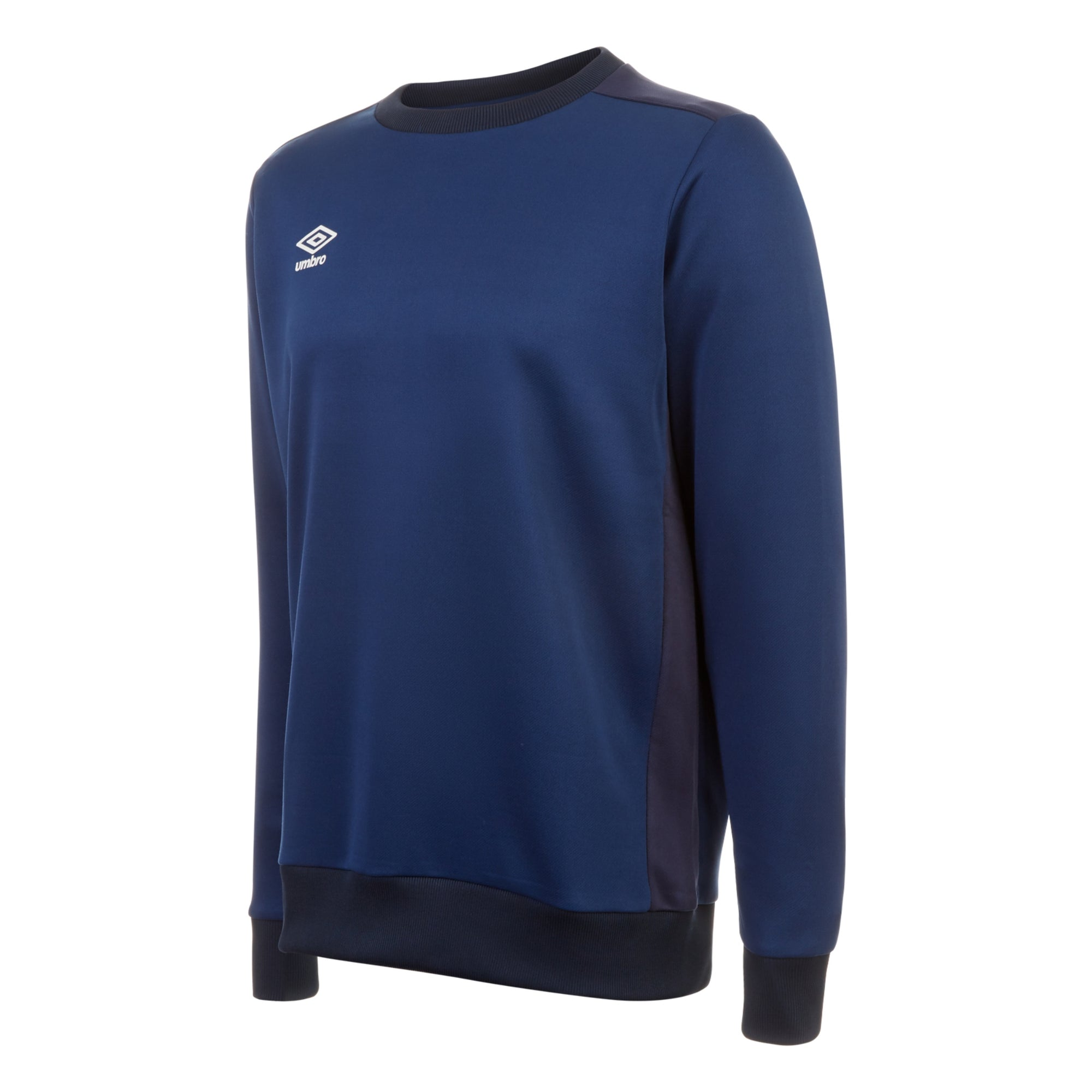 Umbro Training Poly Fleece - Navy/Dark Navy/White
