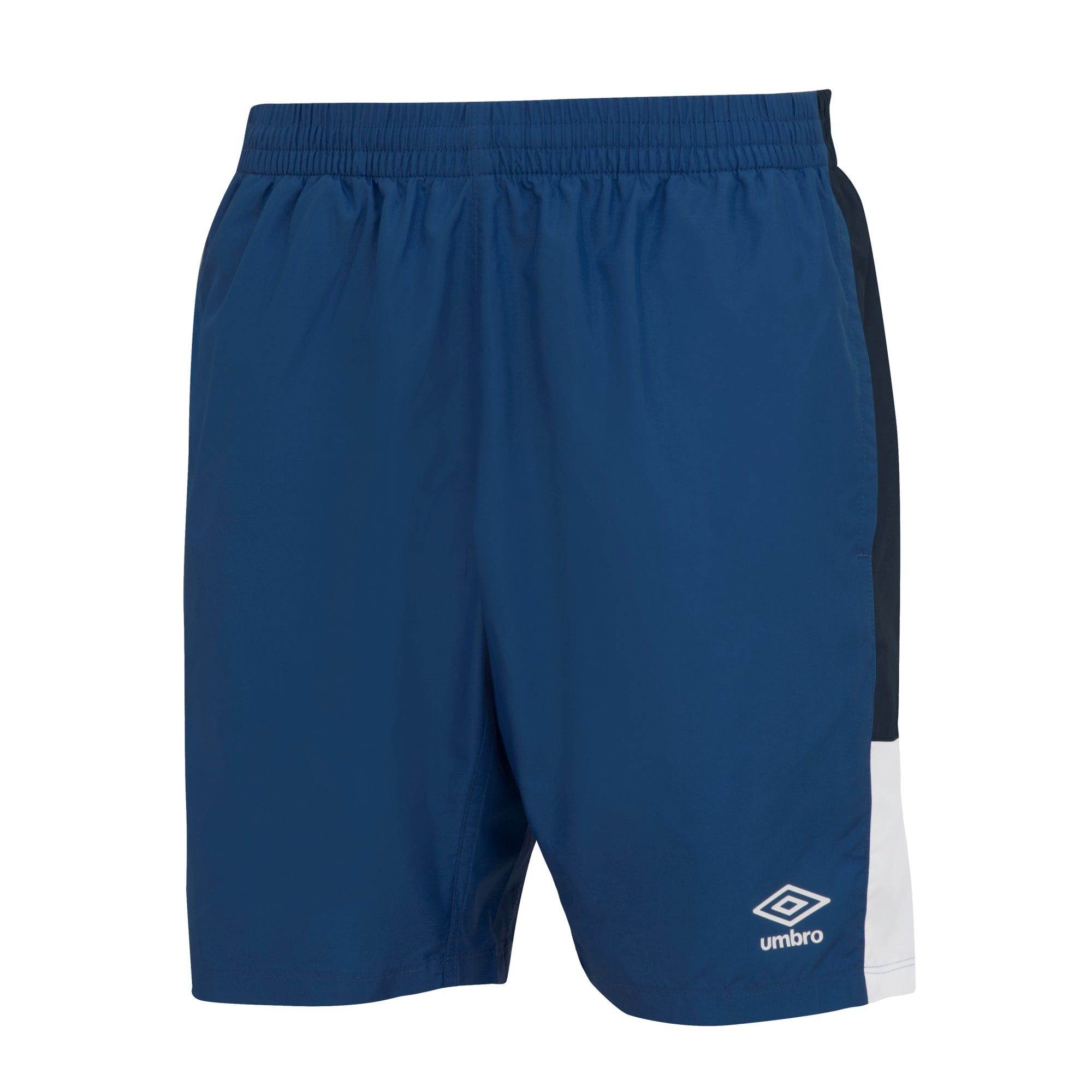 Umbro Training Short - Navy/Dark Navy/White