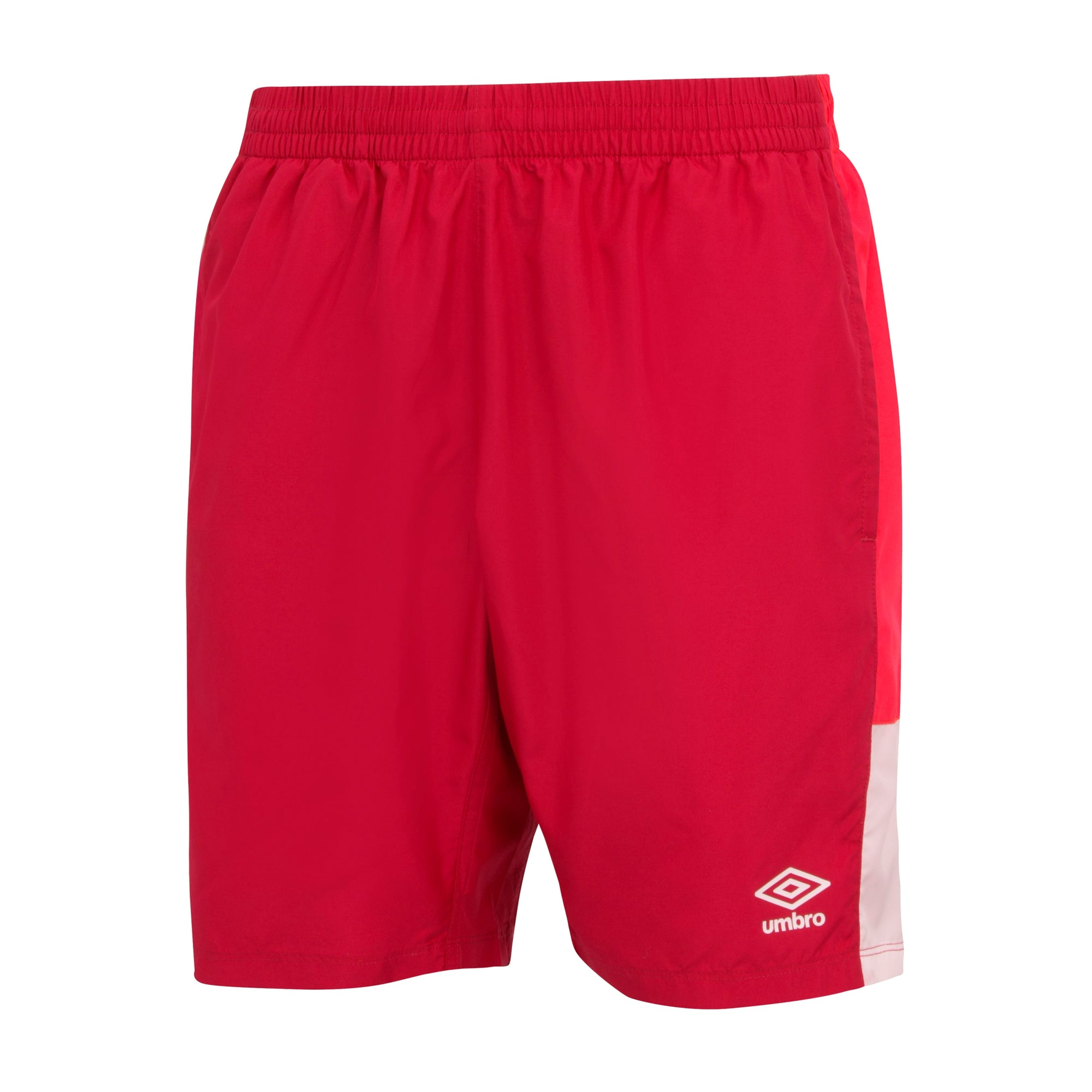 Umbro Training Short - Jester Red/Vermillion/White