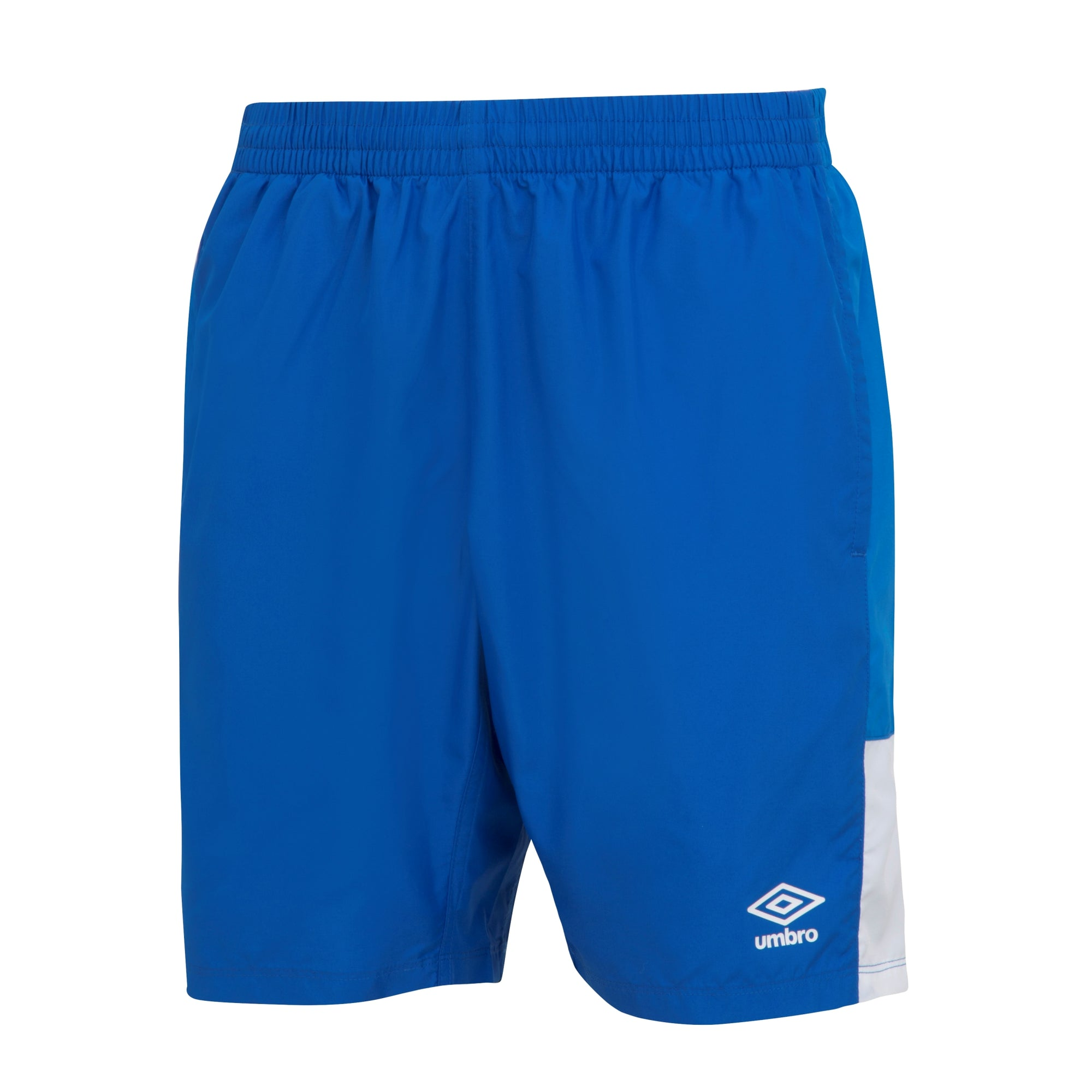 Umbro Training Short - Royal/French Blue/White
